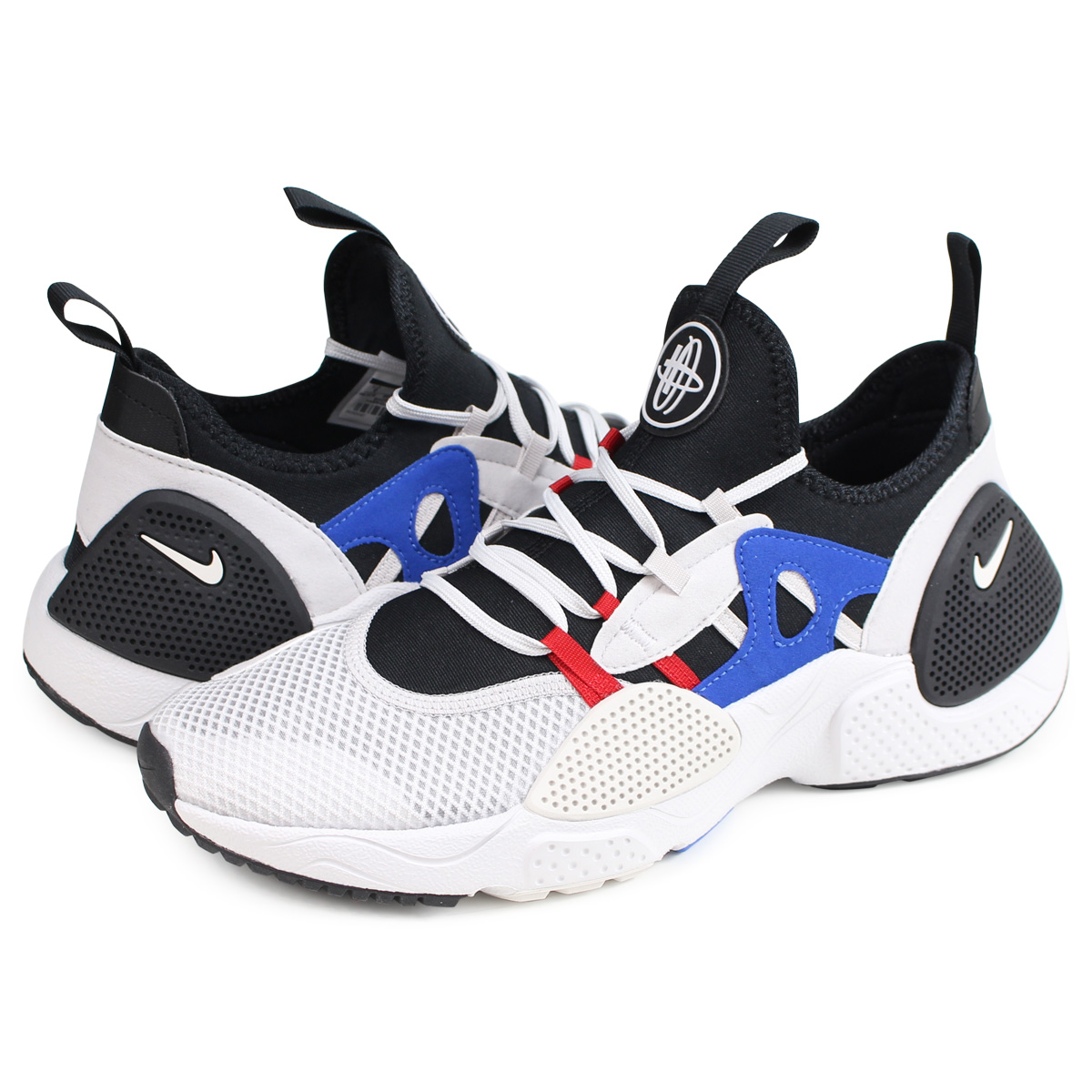 4ff3390cb6a4 Nike NIKE エアハラチスニーカーメンズ AIR HUARACHE NIKE HUARACHE E.D.G.E. TXT white  AO1697-001  load planned Shinnyu load in reservation product 2 14 ...