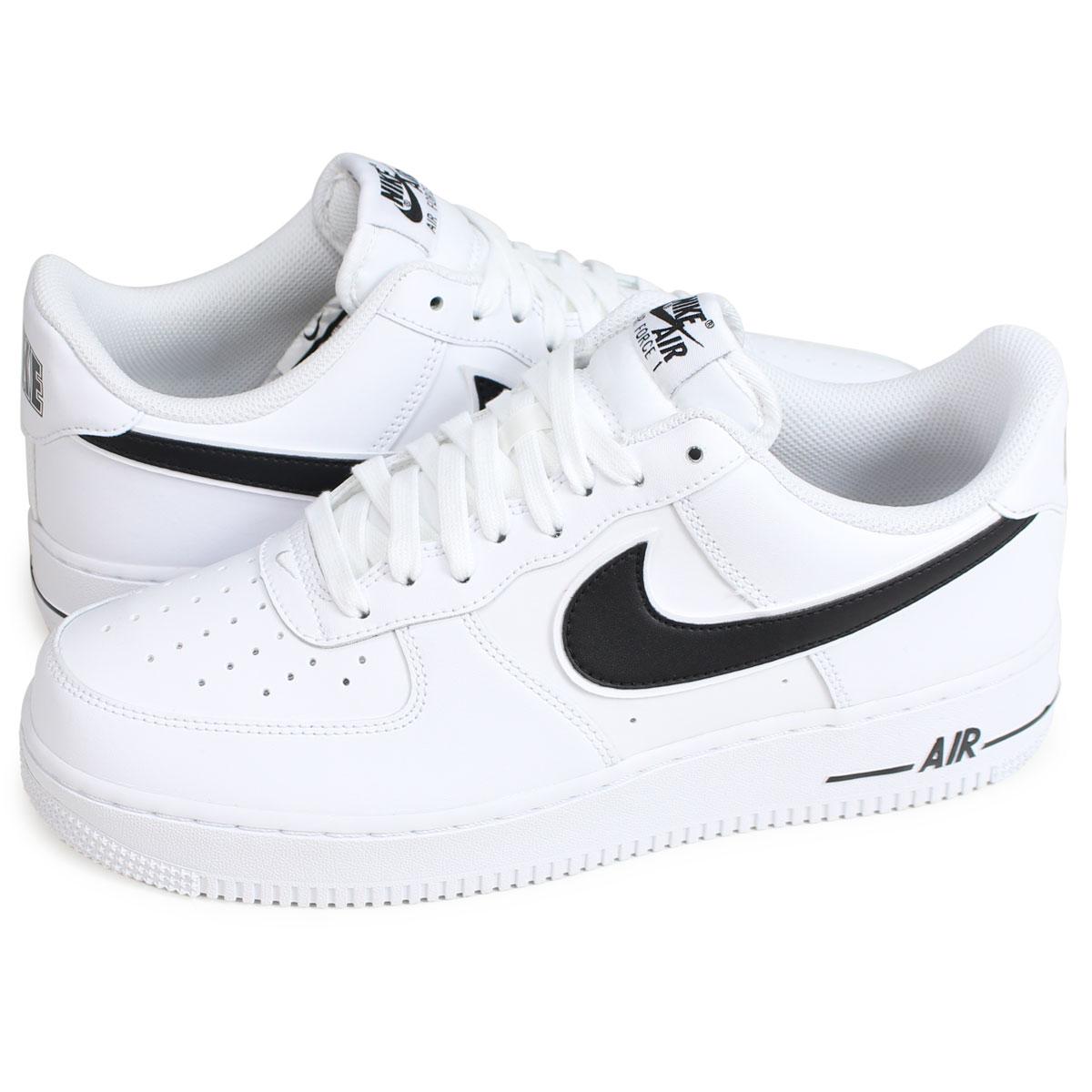Nike Air Force 1 07 3 White Black On Sale