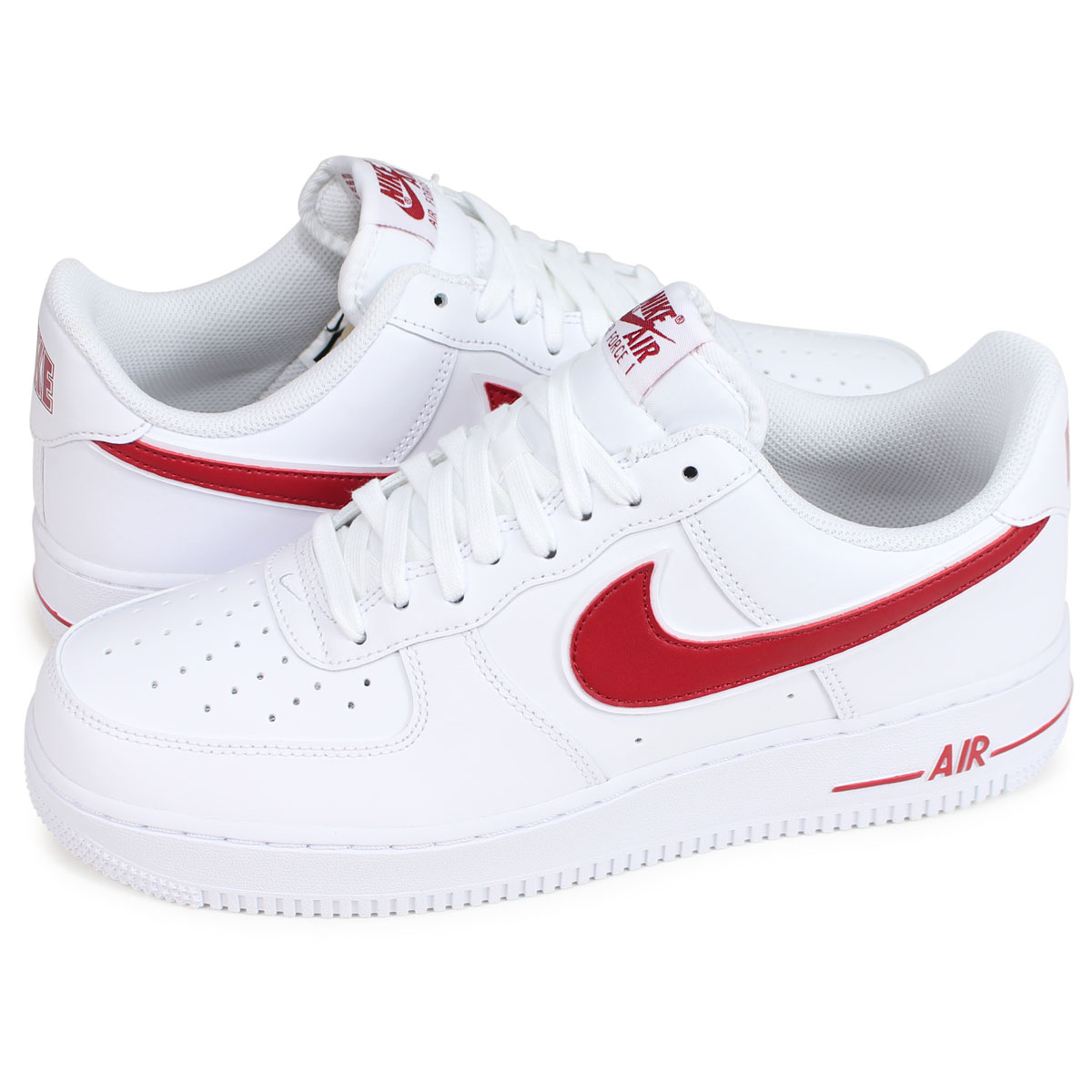 new arrival 71f94 28ba1 Nike NIKE air force 1 sneakers men AIR FORCE 1 07 3 white AO2423-102 load  planned Shinnyu load in reservation product 214 containing