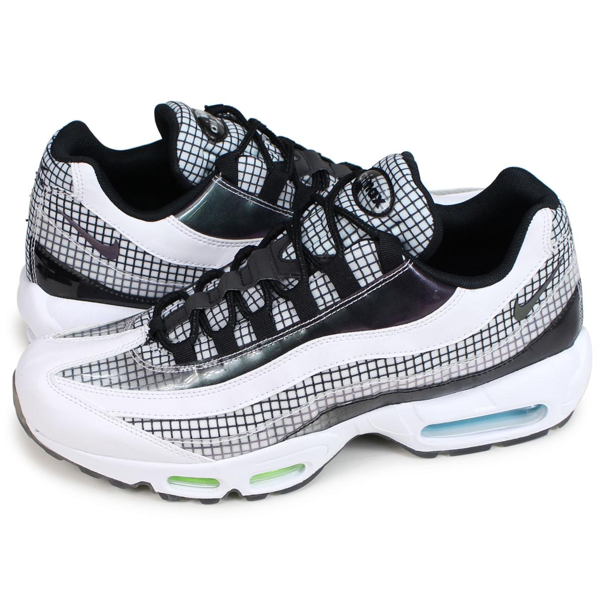 d7b128a3a4 Nike NIKE Air Max 95 sneakers men AIR MAX 95 LV8 white AO2450-100 ...