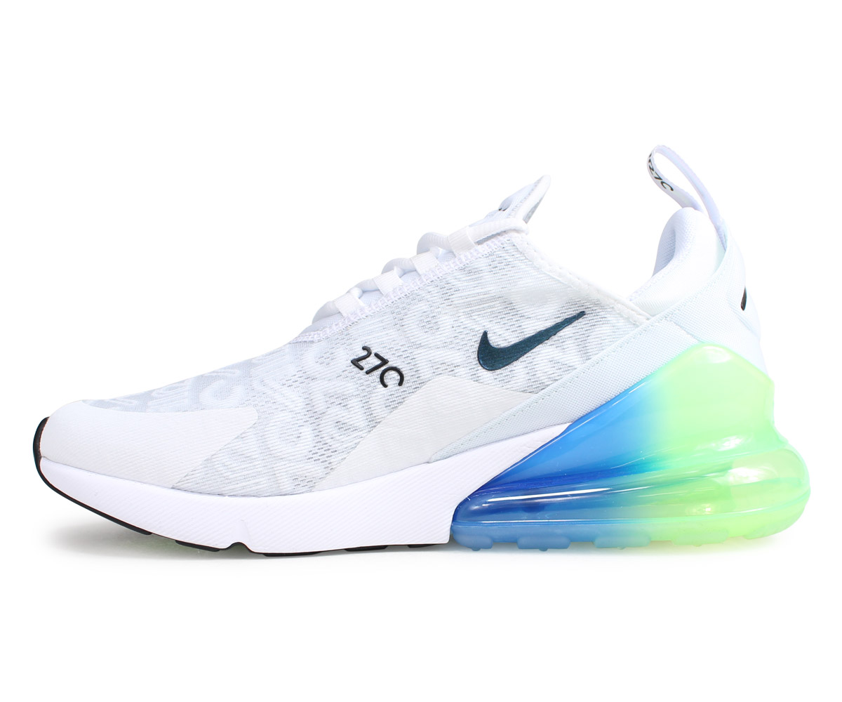 half off a570c a4705 Nike NIKE Air Max 270 sneakers men AIR MAX 270 SE white AQ9164-100  load  planned Shinnyu load in reservation product 2 14 containing