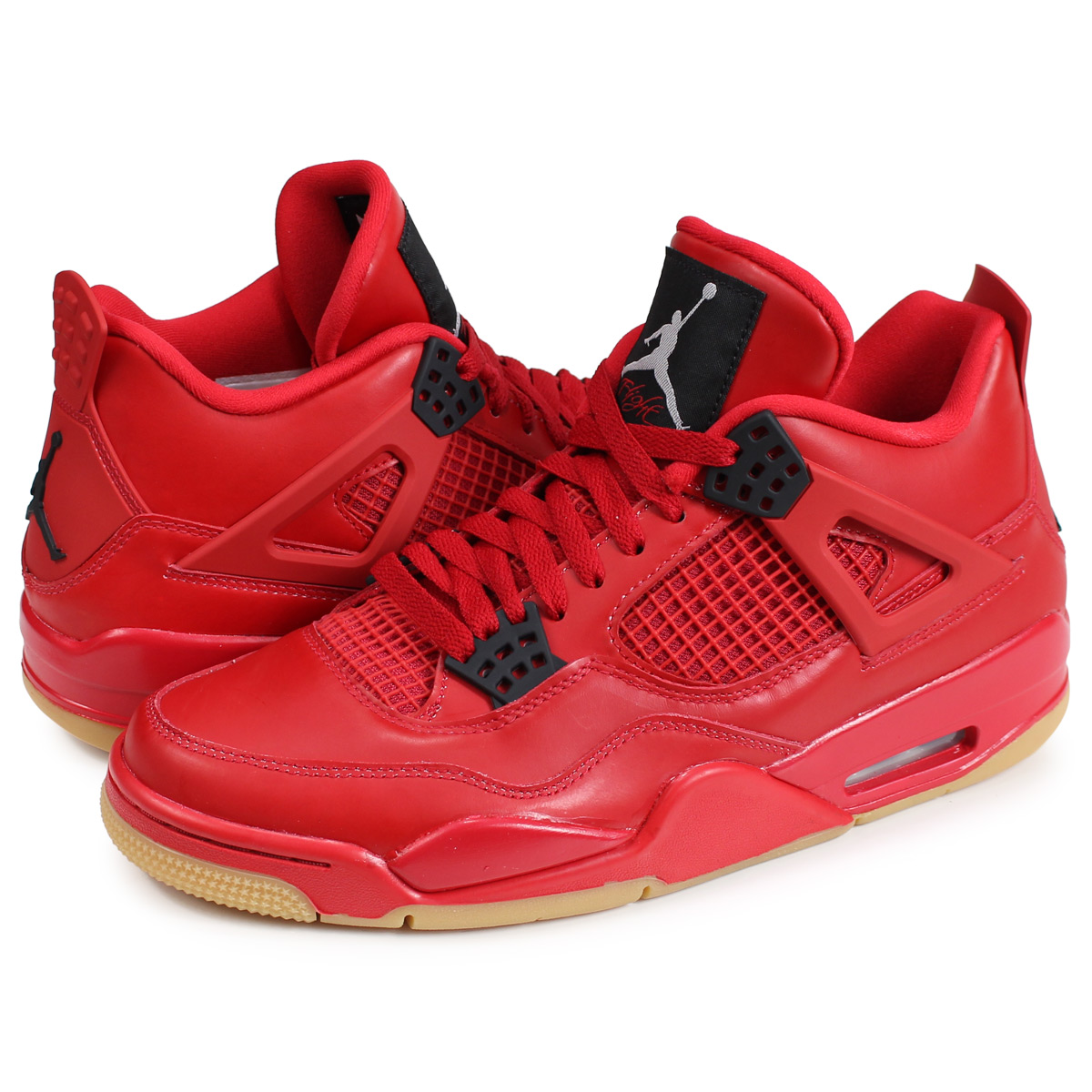 5571ca30ecb3 Nike NIKE Air Jordan 4 nostalgic sneakers Lady s men WMNS AIR JORDAN 4  RETRO NRG SINGLES DAY red AV3914-600  load planned Shinnyu load in  reservation ...
