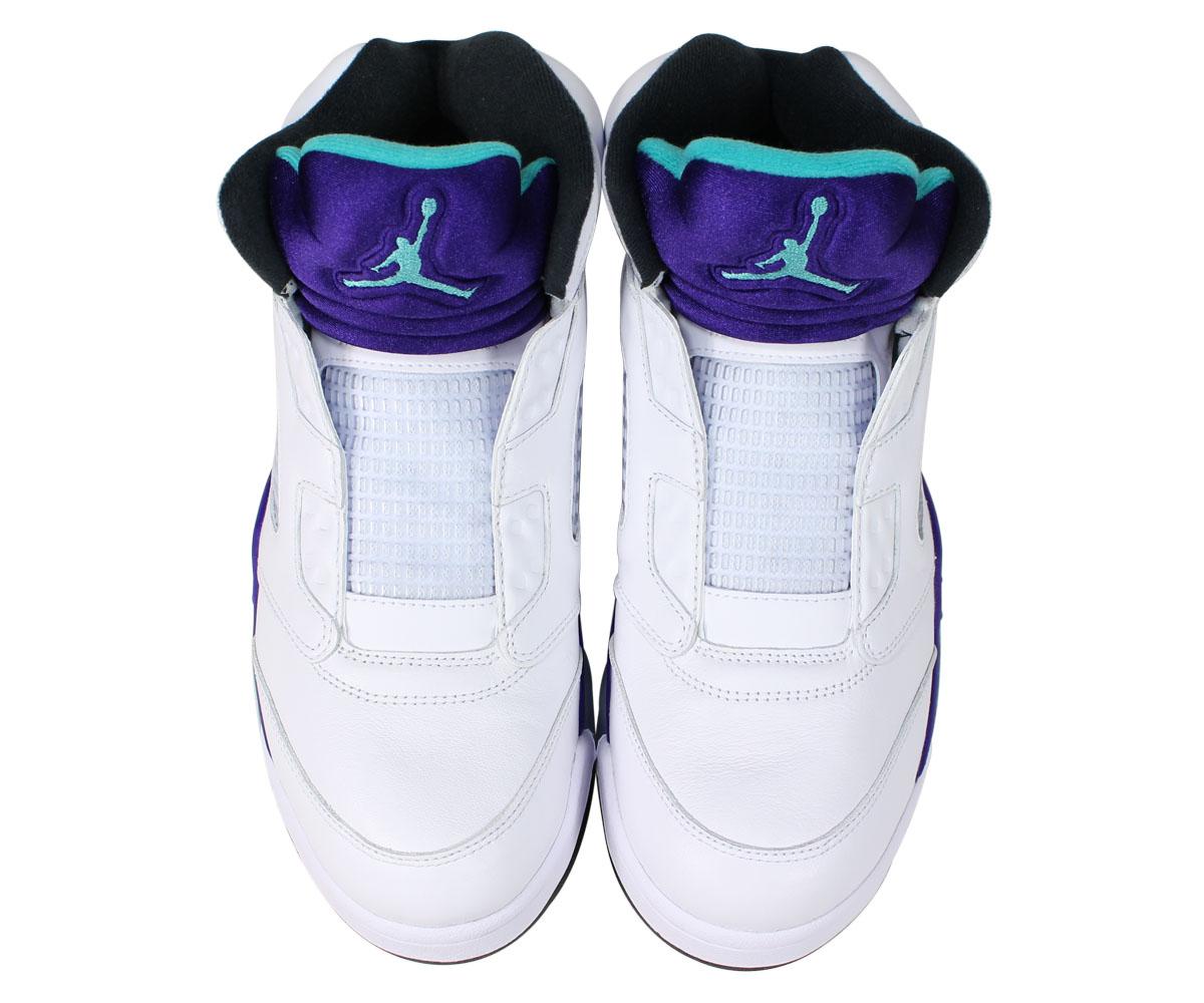 480ffd3ae93 Nike NIKE Air Jordan 5 nostalgic sneakers men AIR JORDAN 5 RETRO NRG FRESH  PRINCE grape AV3919-135  load planned Shinnyu load in reservation product  11 19 ...