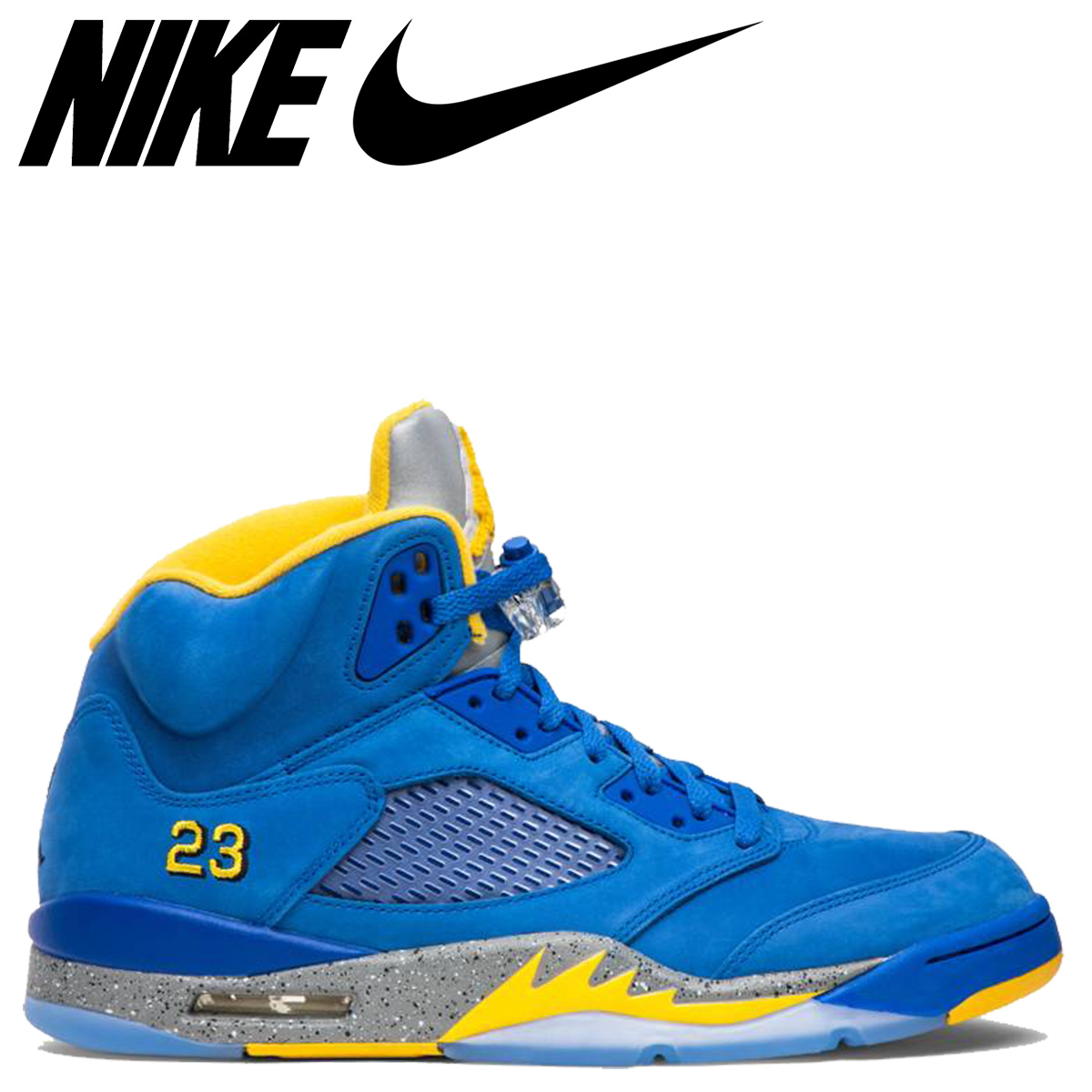 Whats up Sports  Nike NIKE Air Jordan 5 nostalgic sneakers men AIR JORDAN 5  RETRO JSP LANEY blue CD2720-400  2 20 Shinnyu load   75e8e4f1b