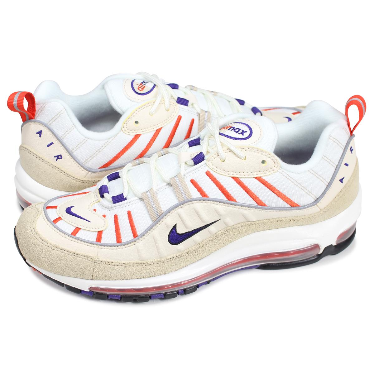 best sneakers 7d6ac 167ed Nike NIKE Air Max 98 sneakers men AIR MAX 98 off-white 640,744-108