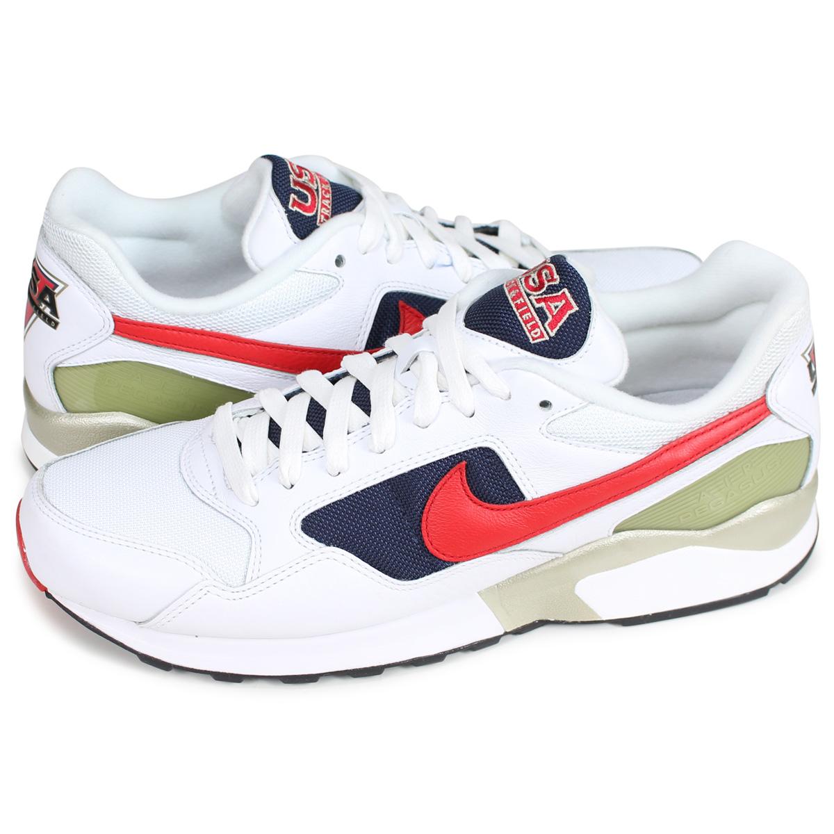7b2380321c Nike NIKE air Pegasus 92 sneakers men AIR PEGASUS 92 PREMIUM OLYMPIC white  844,964-100 ...