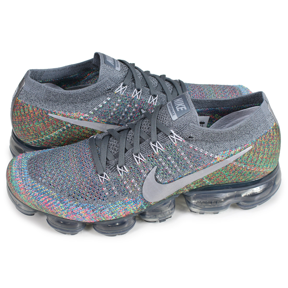 63d0a385668f9 Whats up Sports  Nike NIKE air vapor max fried food knit sneakers ...