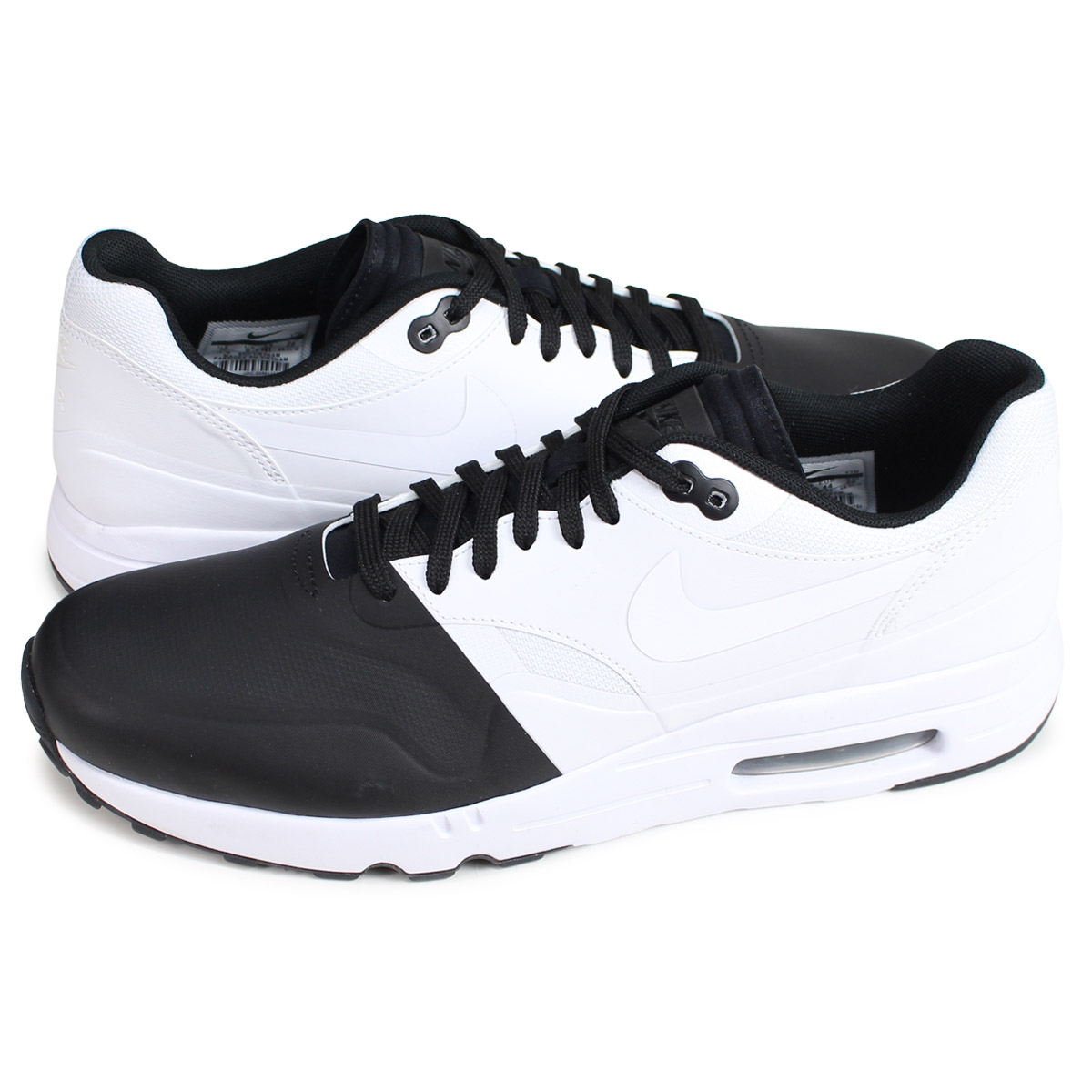 check out 6f016 ce4e9 Nike NIKE Air Max 1 sneakers men AIR MAX 1 ULTRA 2.0 SE black 875,845- ...
