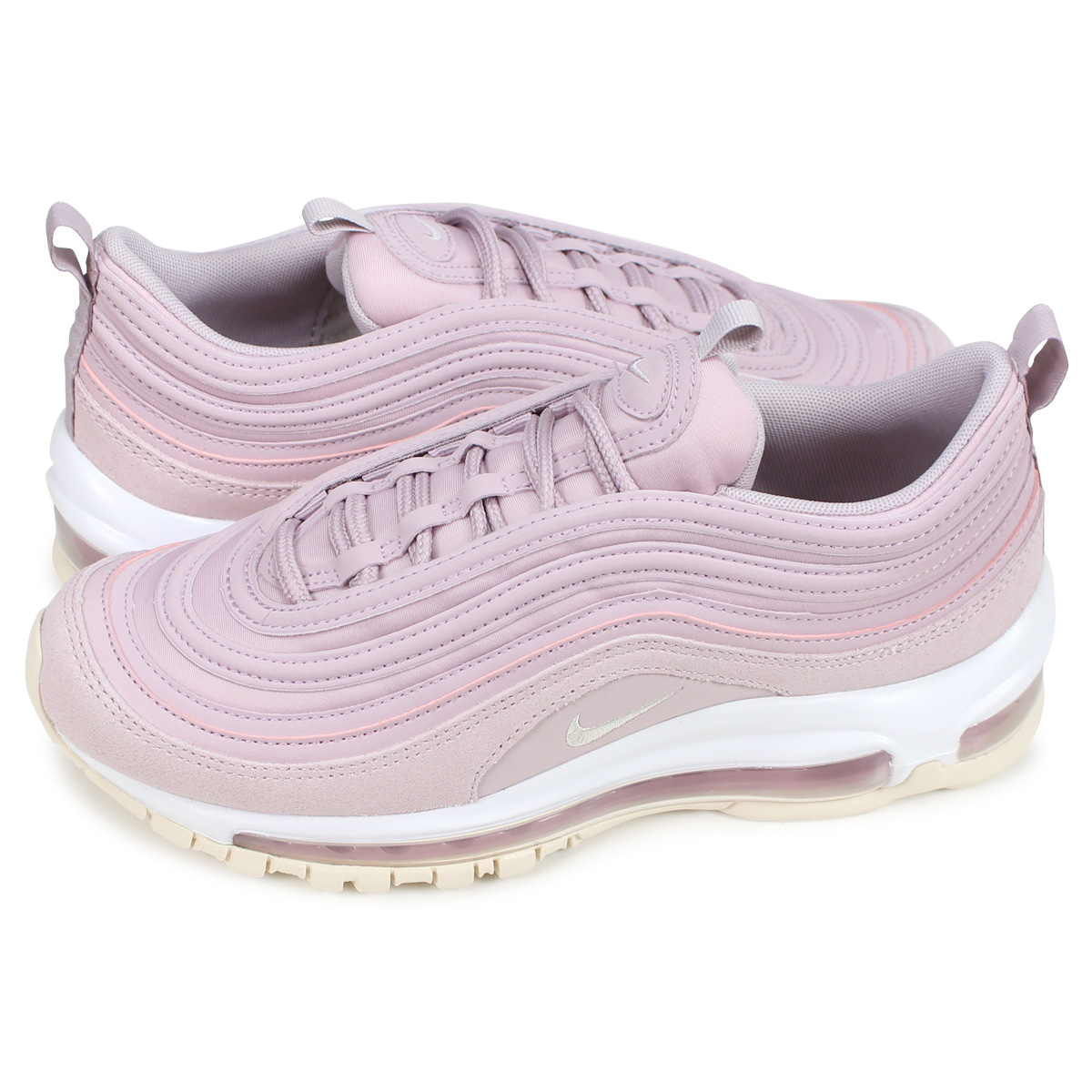 cheaper a973c de84e Nike NIKE Air Max 97 sneakers Lady's WMNS AIR MAX 97 PREMIUM pink  917,646-500