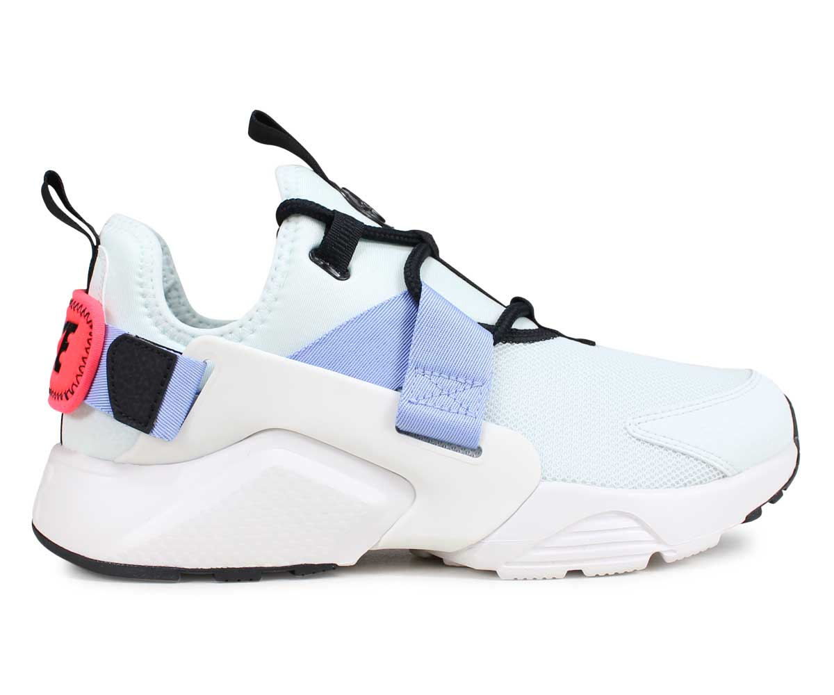 c214590d4aee Nike NIKE エアハラチシティスニーカーレディースメンズ WMNS AIR HUARACHE CITY LOW white AH6804-403