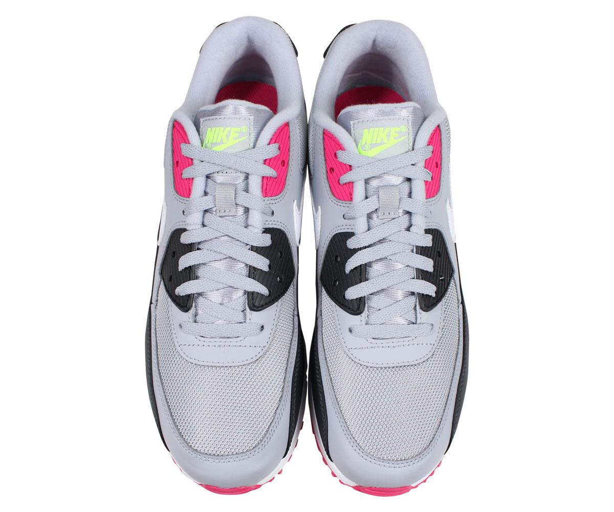 3eae776f ... Nike NIKE Air Max 90 essential sneakers men AIR MAX 90 ESSENTIAL gray  AJ1285-020 ...