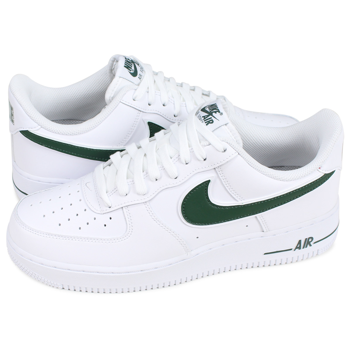 new style bc482 0e373 Nike NIKE air force 1 sneakers men AIR FORCE 1 07 3 white white AO2423- ...