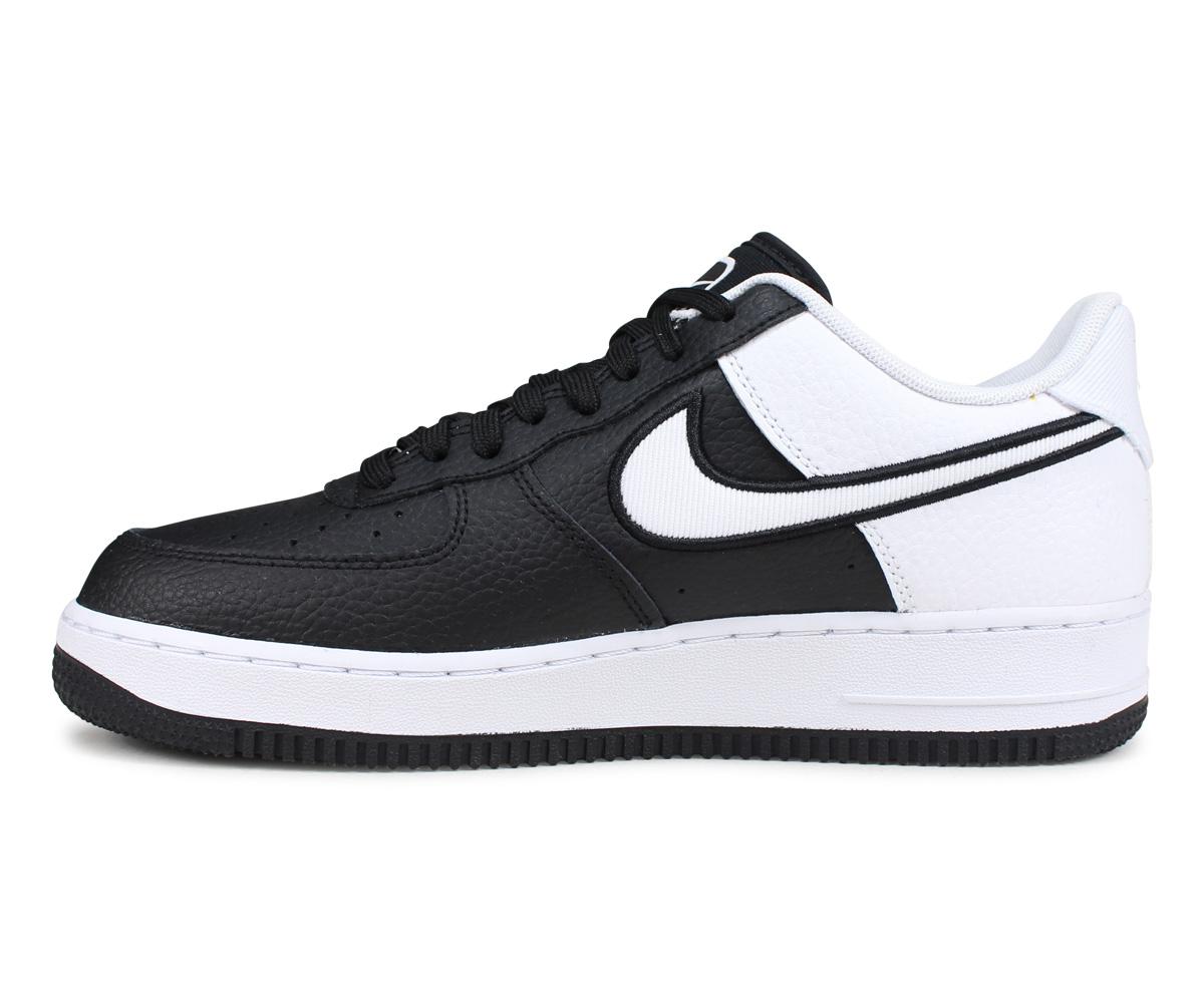 innovative design 7efe7 443eb Nike NIKE air force 1 sneakers men AIR FORCE 1 07 LV8 black AO2439-001