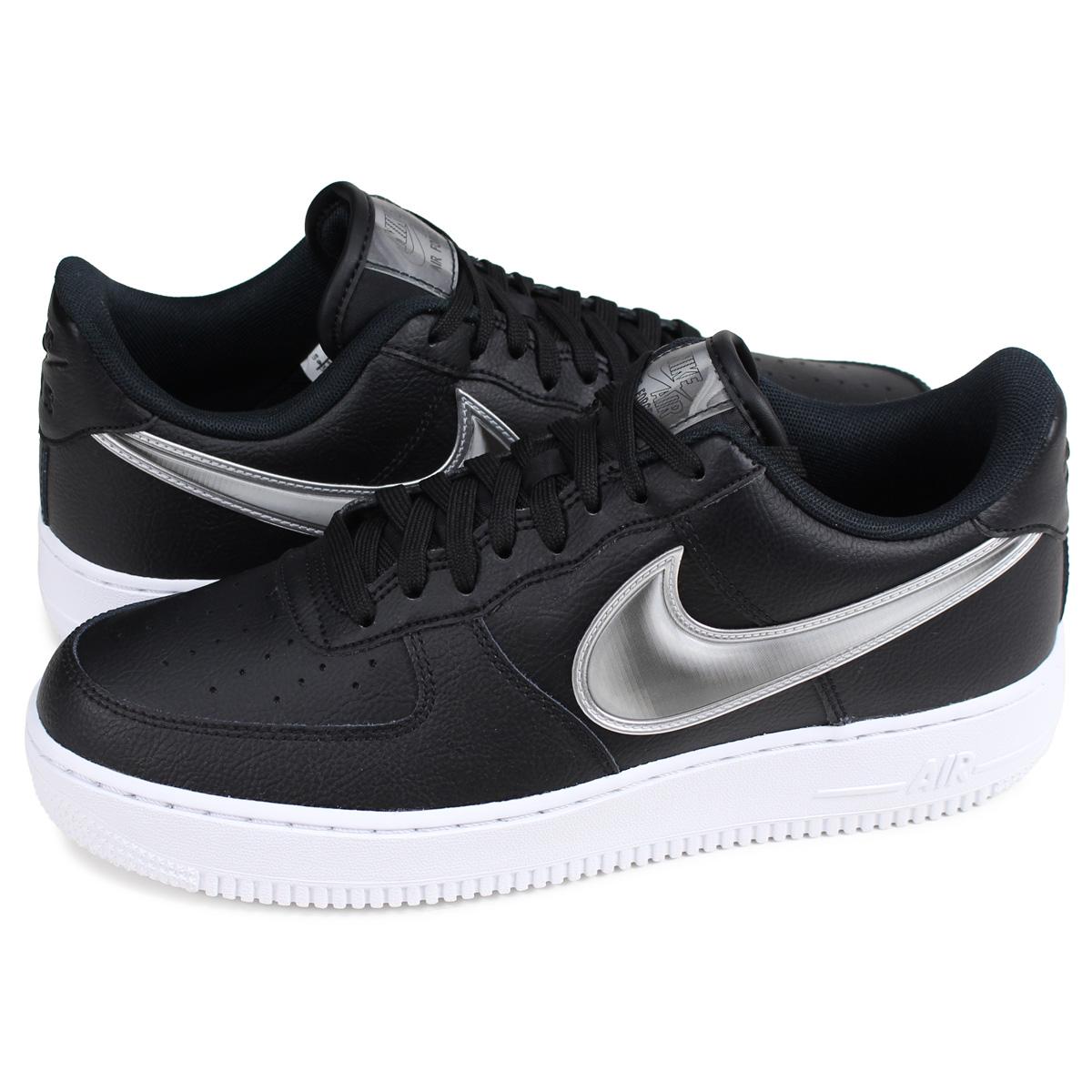 Nike NIKE air force 1 sneakers men AIR FORCE 1 07 LV8 3 black black  AO2441-003