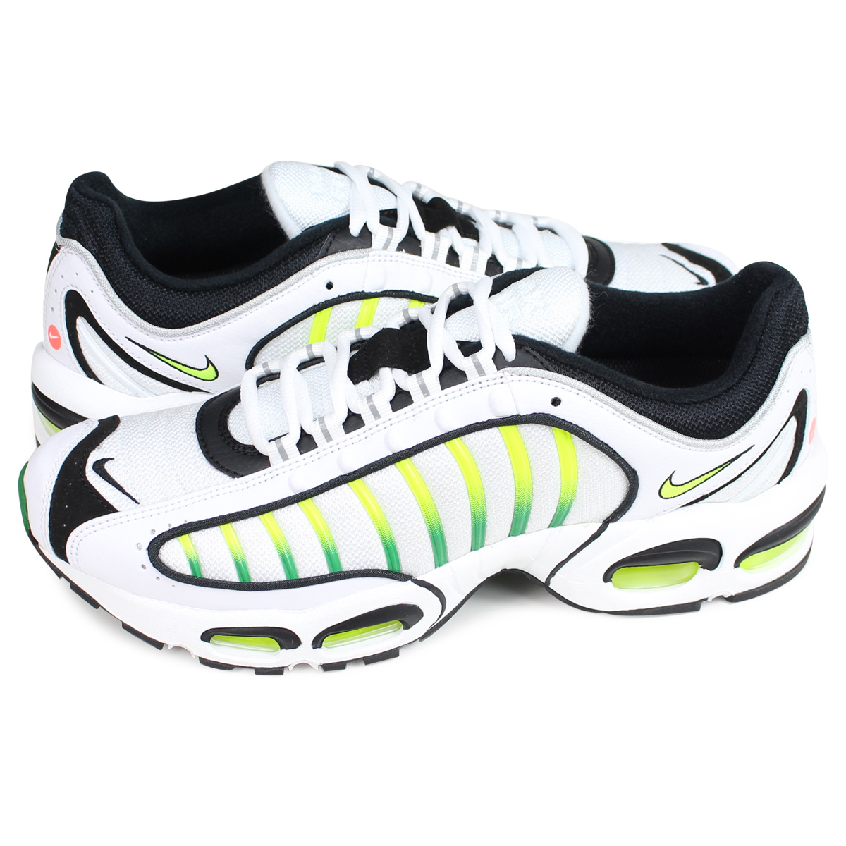 online store 296fc e0c15 Nike NIKE Air Max tale wind 4 sneakers men AIR MAX TAILWIND 4 white white  AQ2567-100  load planned Shinnyu load in reservation product 5 16  containing