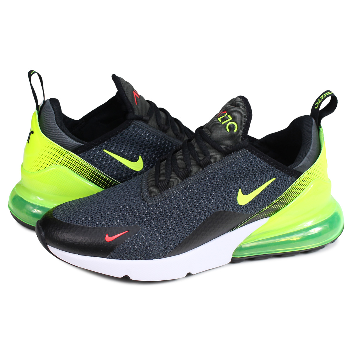 90e339e4b5 Nike NIKE Air Max 270 sneakers men AIR MAX 270 SE black black AQ9164-005 ...