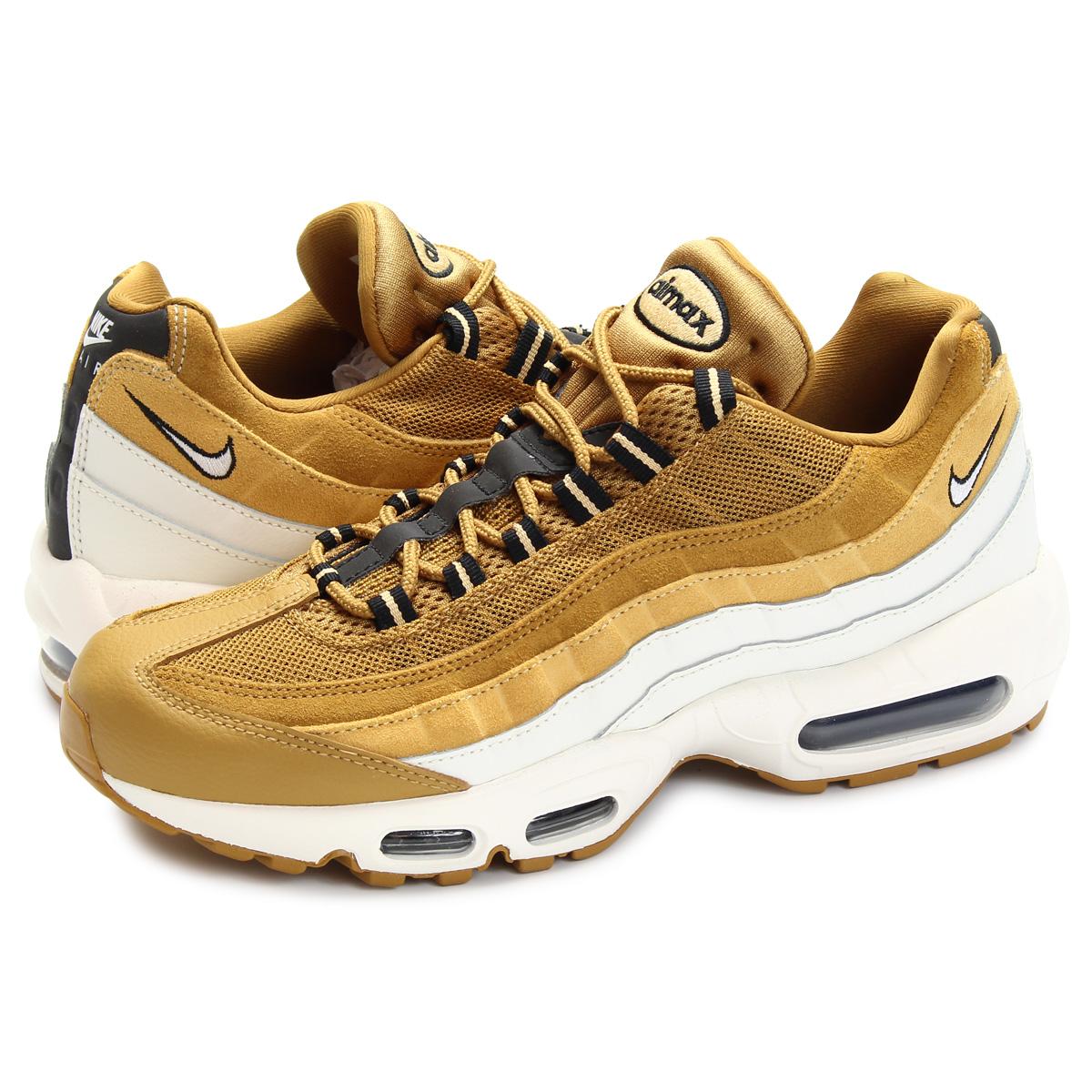 Nike NIKE Air Max 95 essential sneakers men gap Dis AIR MAX 95 ESSENTIAL brown AT9865 700