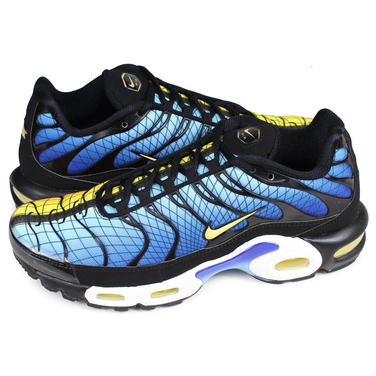 best website 5ca2c 5a2cf Nike NIKE Air Max plus sneakers men AIR MAX PLUS TN SE GREEDY black black  AV7021-001