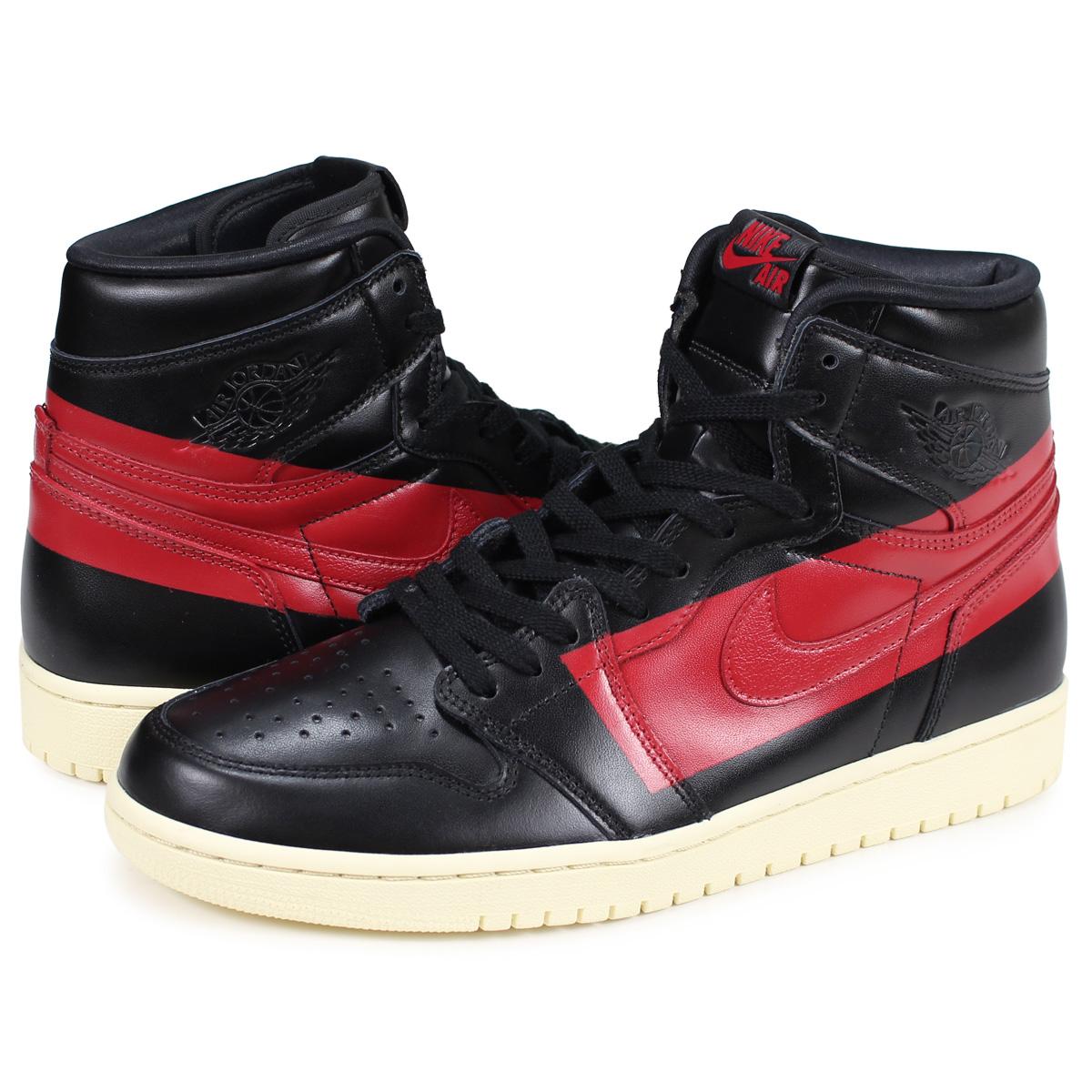 a6427d3face Nike NIKE Air Jordan 1 nostalgic high sneakers men AIR JORDAN 1 RETRO HIGH  OG DEFIANT ...