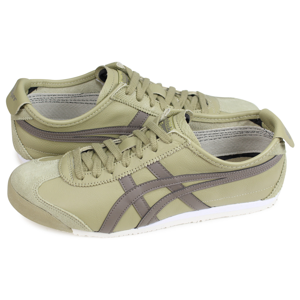 info for d1c96 15289 Onitsuka Tiger MEXICO 66 Onitsuka tiger Mexico 66 men's lady's sneakers  1183A201-251 brown beige