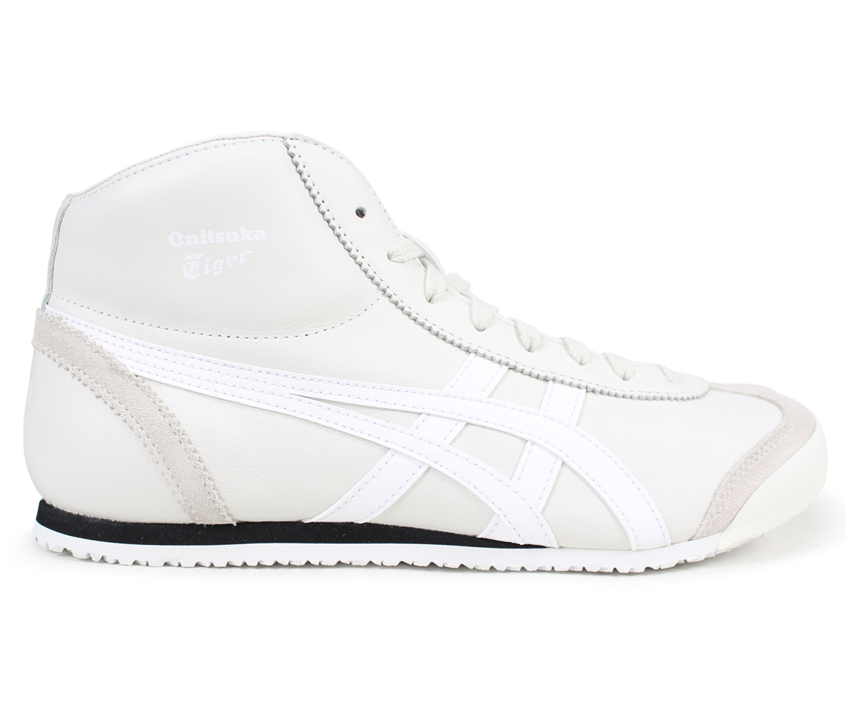 detailed look 0df55 283b8 Onitsuka Tiger MEXICO MID RUNNER Onitsuka tiger Mexico mid runner men  sneakers DL328-9001 THL328-9001 gray [load planned Shinnyu load in  reservation ...