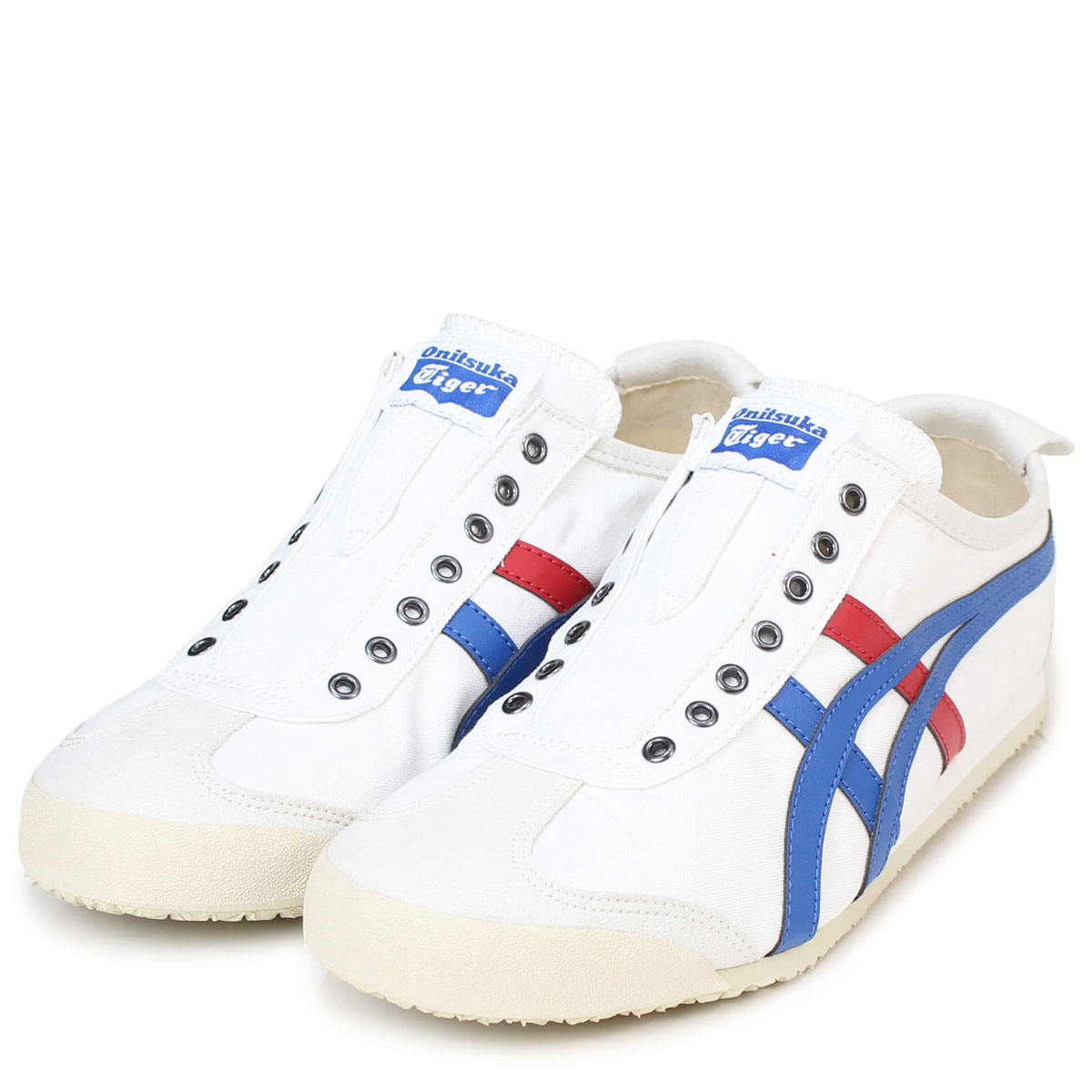 various colors dc431 34ccc Onitsuka Tiger MEXICO66 SLIP ON Onitsuka tiger Mexico 66 slip-ons men gap  Dis sneakers D3KON 0143 white [the 8/1 additional arrival]