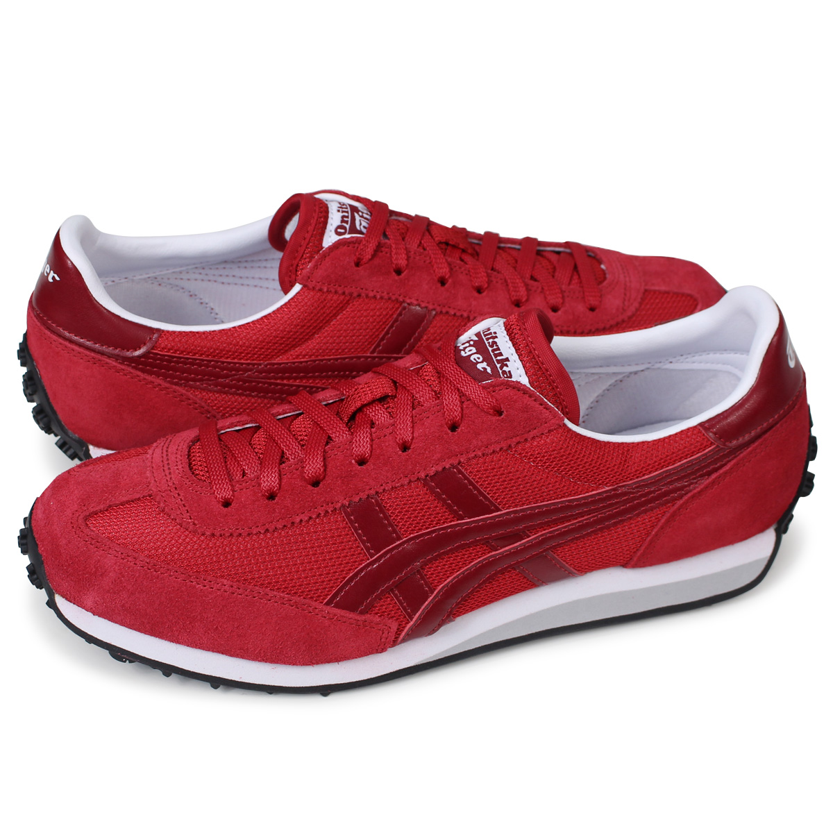 more photos 1d4d4 9d6fe Onitsuka Tiger EDR 78 Onitsuka tiger Edy are 78 men's lady's sneakers  TH503N-2326 red [load planned Shinnyu load in reservation product 5/2 ...