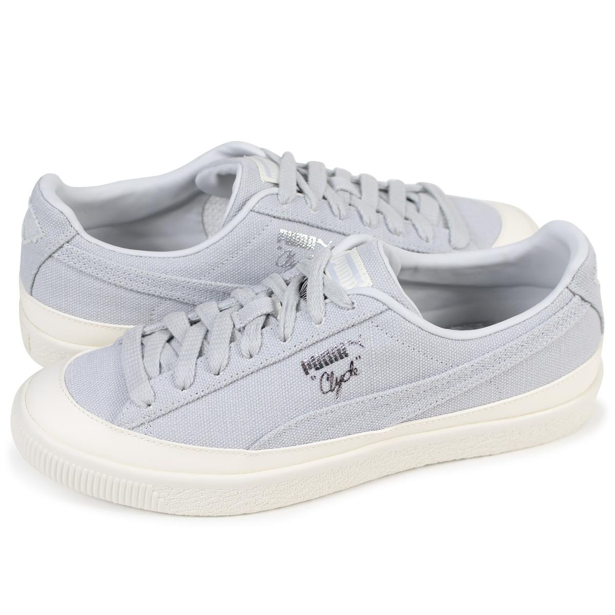 sneakers for cheap 6299e 6c619 PUMA CLYDE DIAMOND Puma Clyde sneakers men diamond supply collaboration  365,651-02 gray