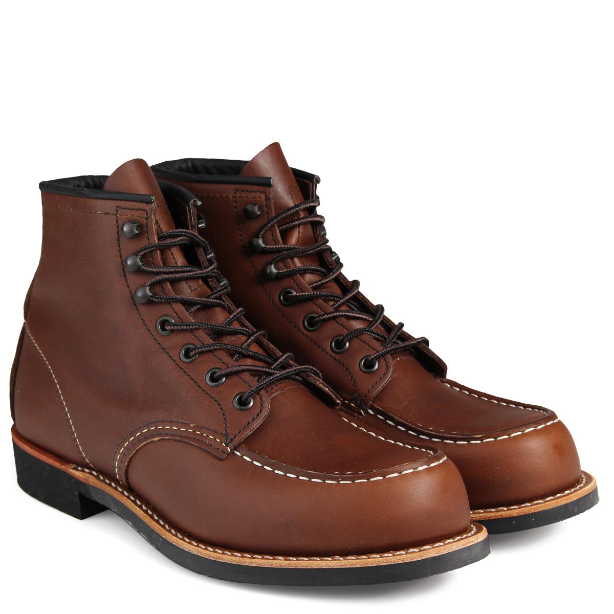 RED WING COOPER TOE レッドウィング ブーツ 6インチ Dワイズ 2954 レッドウイング メンズ ブラウン