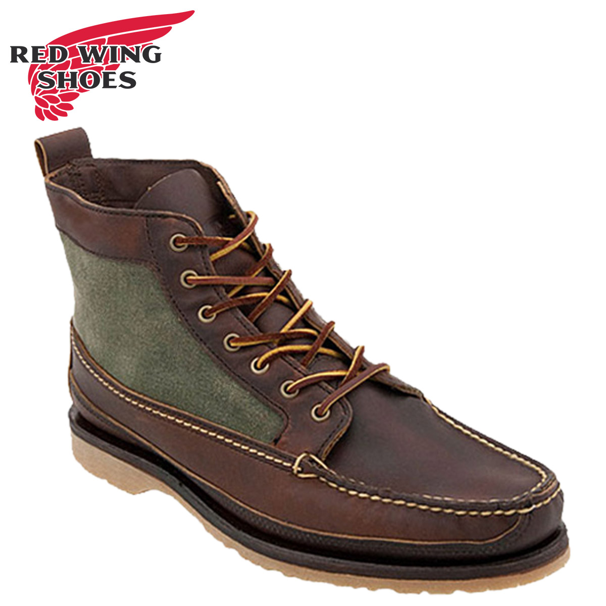 df40aa44901 [SOLD OUT] Red Wing RED WING boots WABASHA BOOT Wabash E wise 9187 Red Wing  work boots men