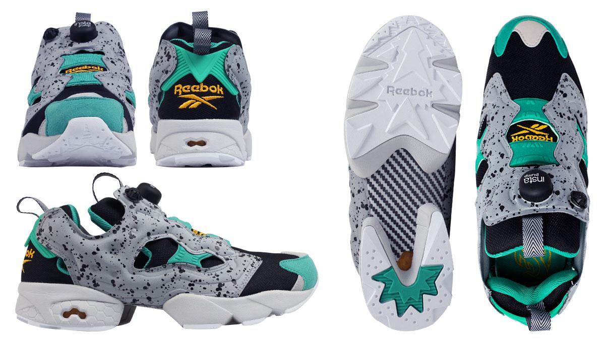 e52e133889d3 Whats up Sports  Reebok Reebok pump fury sneakers INSTA PUMP FURY SP ...
