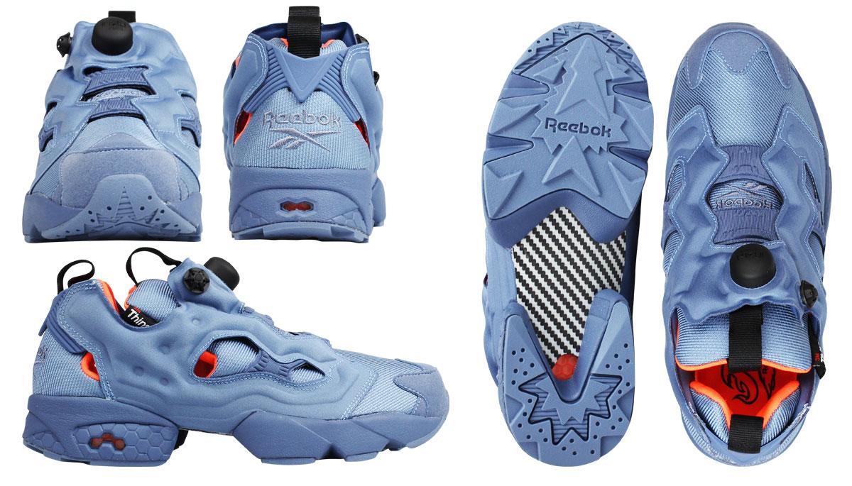 8f14a5f980b Whats up Sports  Reebok Reebok insta pump fury sneakers INSTAPUMP ...