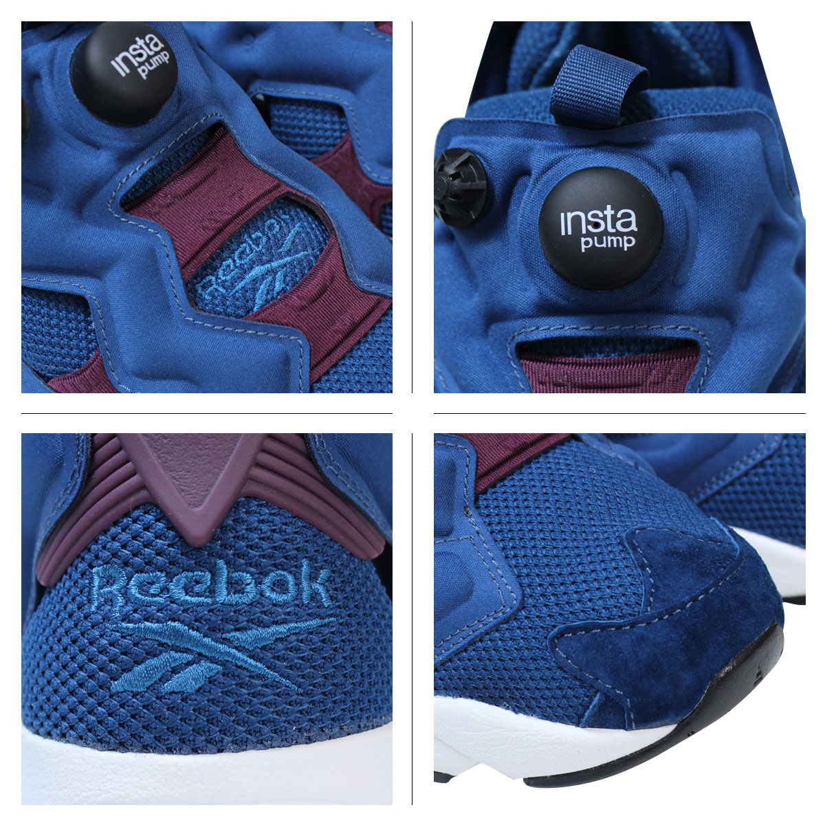 476952ba3b1 Reebok Reebok pump fury sneakers INSTA PUMP FURY OG 20th anniversary M46895  men s women s shoes purple