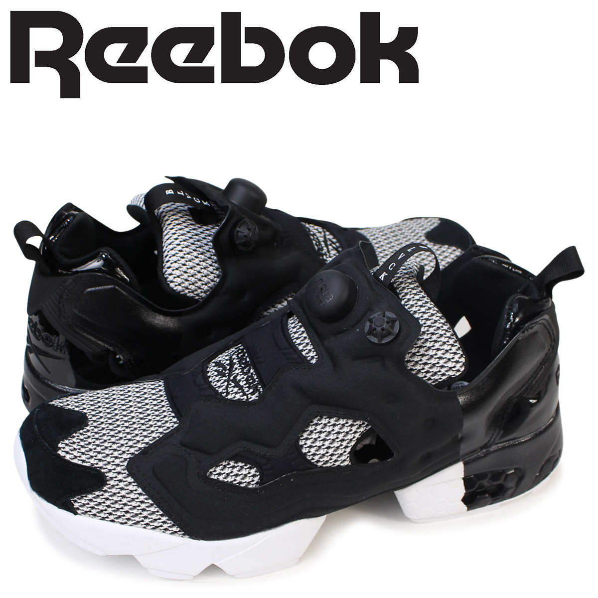 Whats Sports Insta リーボックポンプフューリースニーカー Up Reebok rUrwqPOF