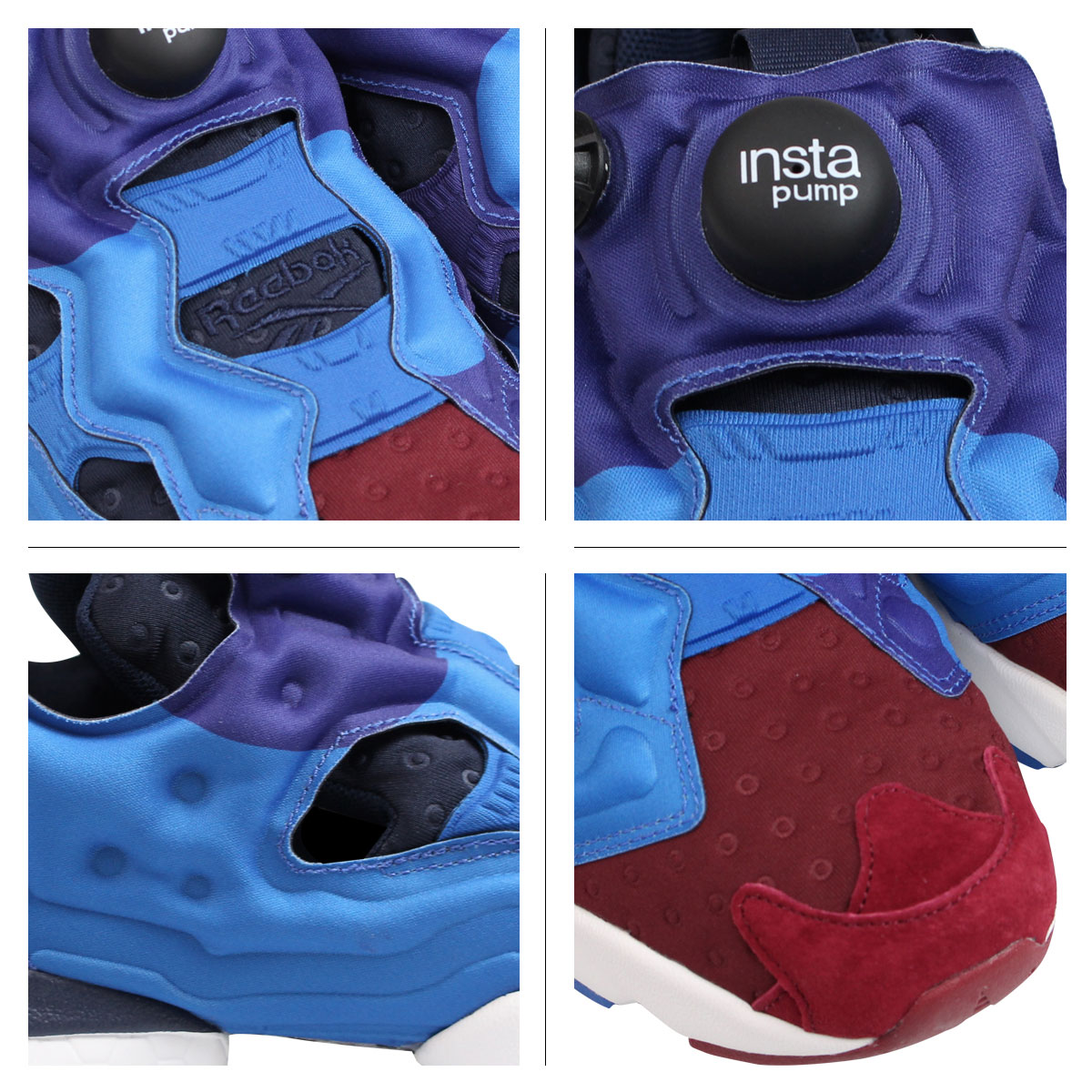 d39a0ca1ef0 Whats up Sports  Reebok Reebok pump fury sneakers INSTAPUMP FURY ...