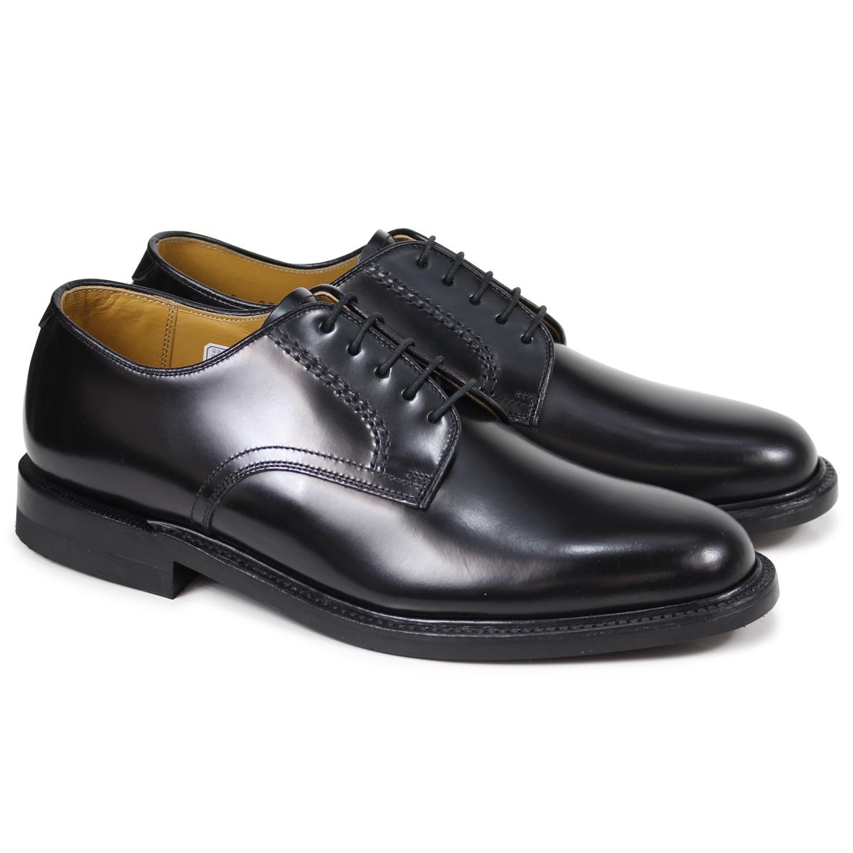 REGAL 2504NA リーガル 靴 メンズ プレーントゥ ビジネスシューズ 日本製 ブラック