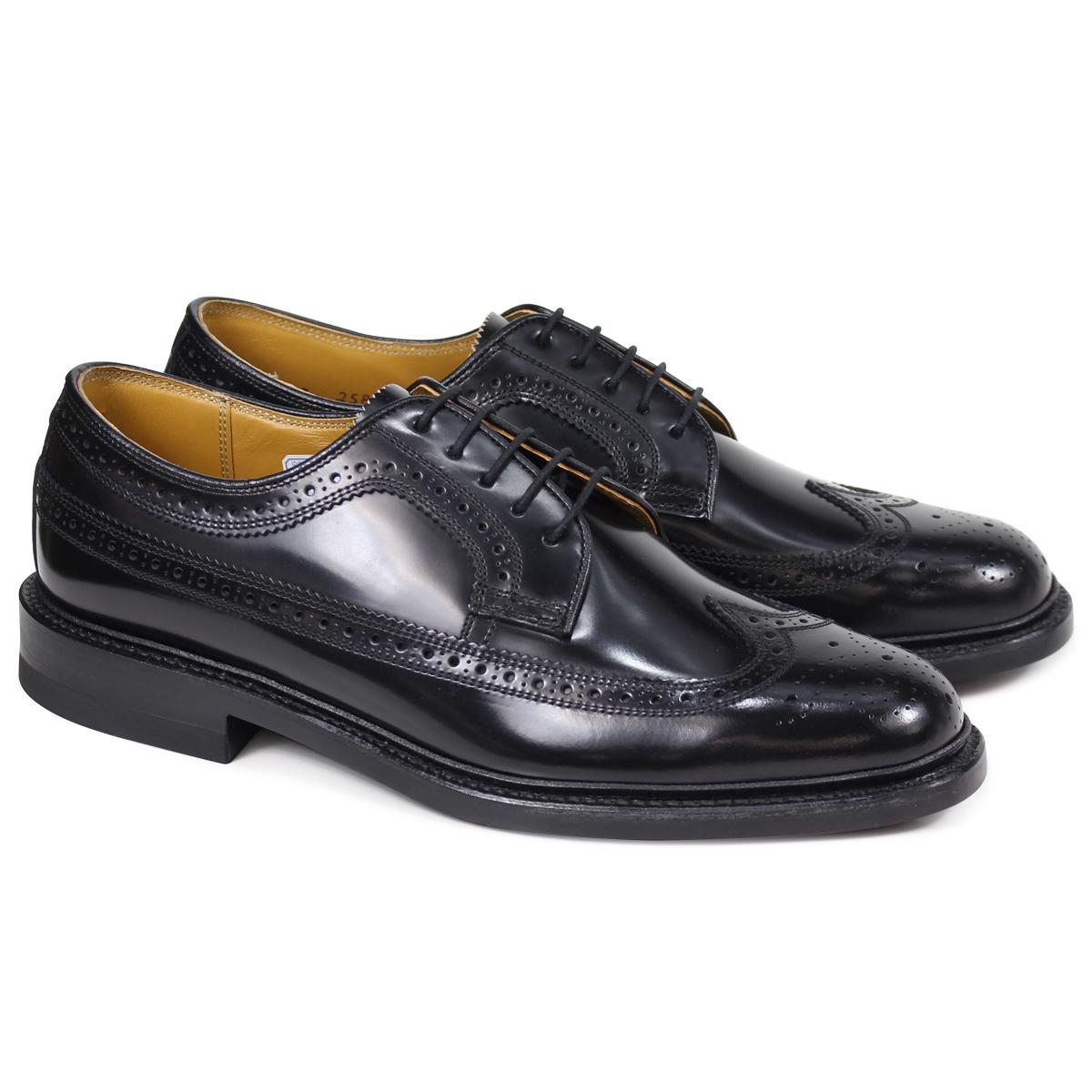 REGAL 2589N リーガル 靴 メンズ ウイングチップ ビジネスシューズ 日本製 ブラック