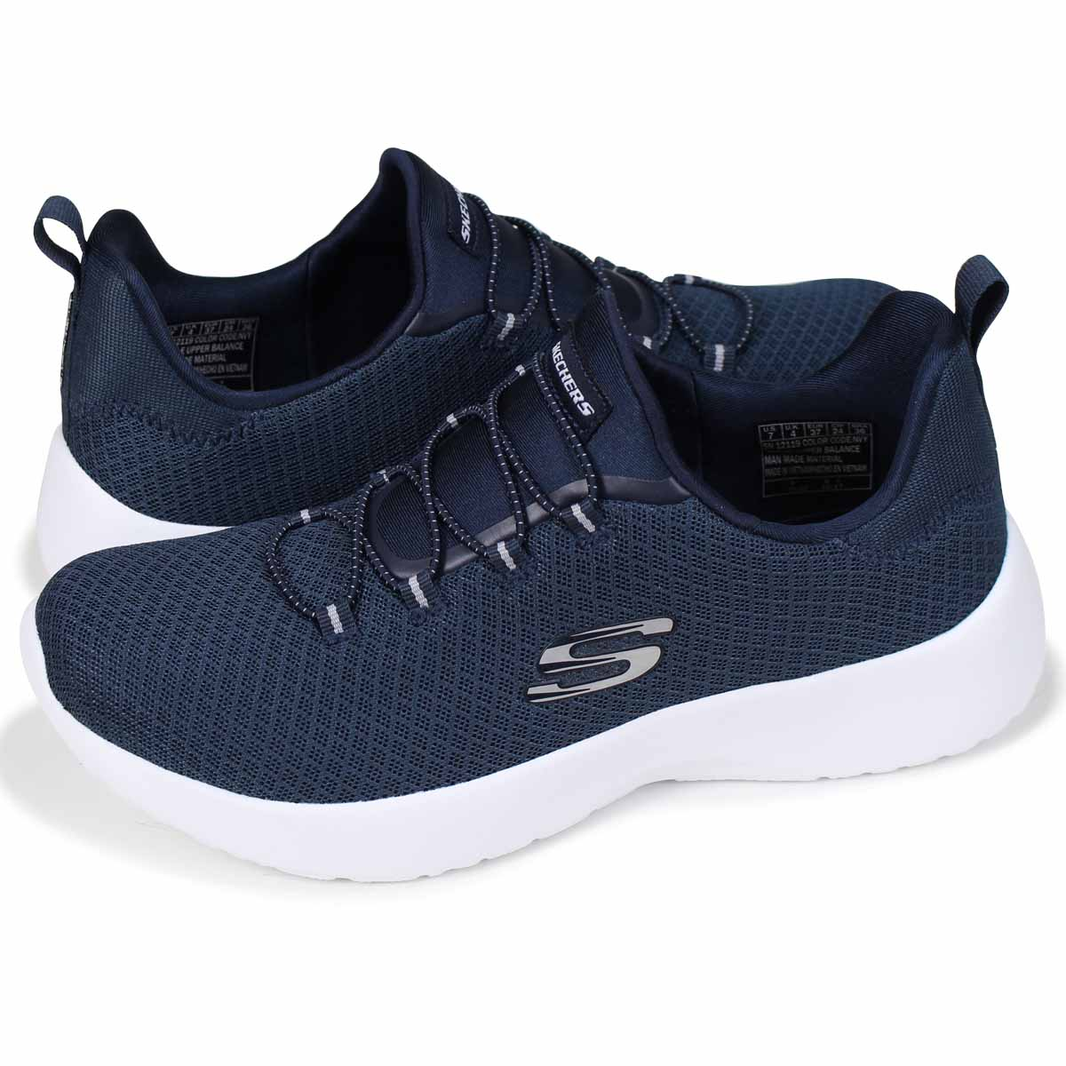 SKECHERS DYNAMIGHT スケッチャーズダイナマイトレディーススニーカー 12119 navy [load planned Shinnyu  load in reservation product 6/15 containing]
