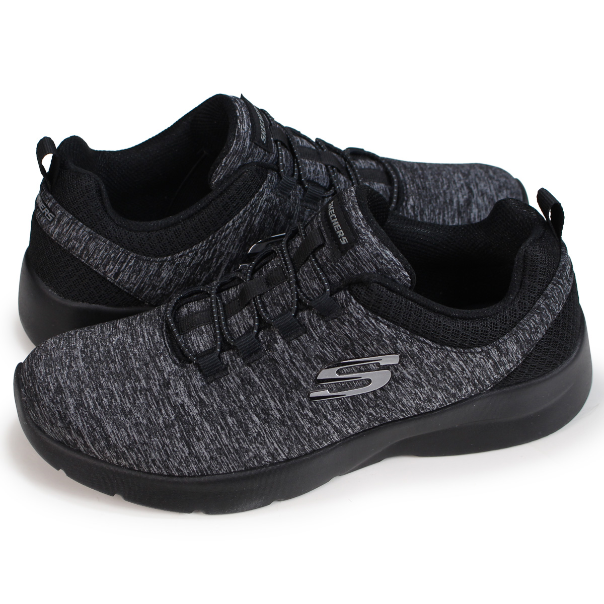 SKECHERS DYNAMIGHT 2.0 IN A FLAS スケッチャーズダイナマイト 2.0 Lady's sneakers 12965 black