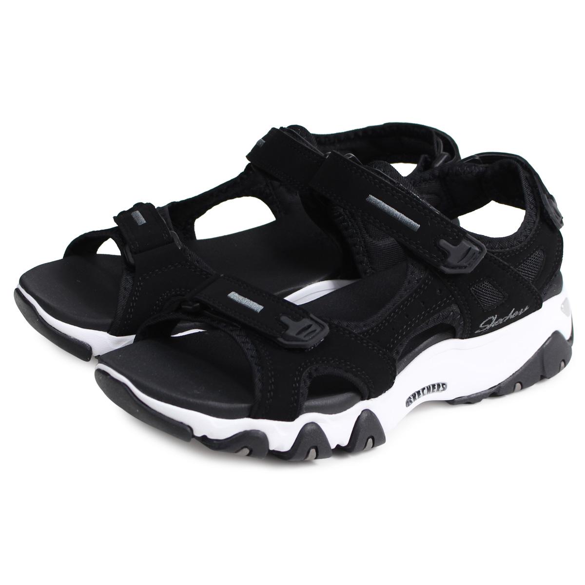 Escrupuloso espacio Pack para poner  SKECHERS DLITES 2.0 KILOWATT Skechers Delight 2.0 sandaler sportsandaler  Dames herre svart svart 32999