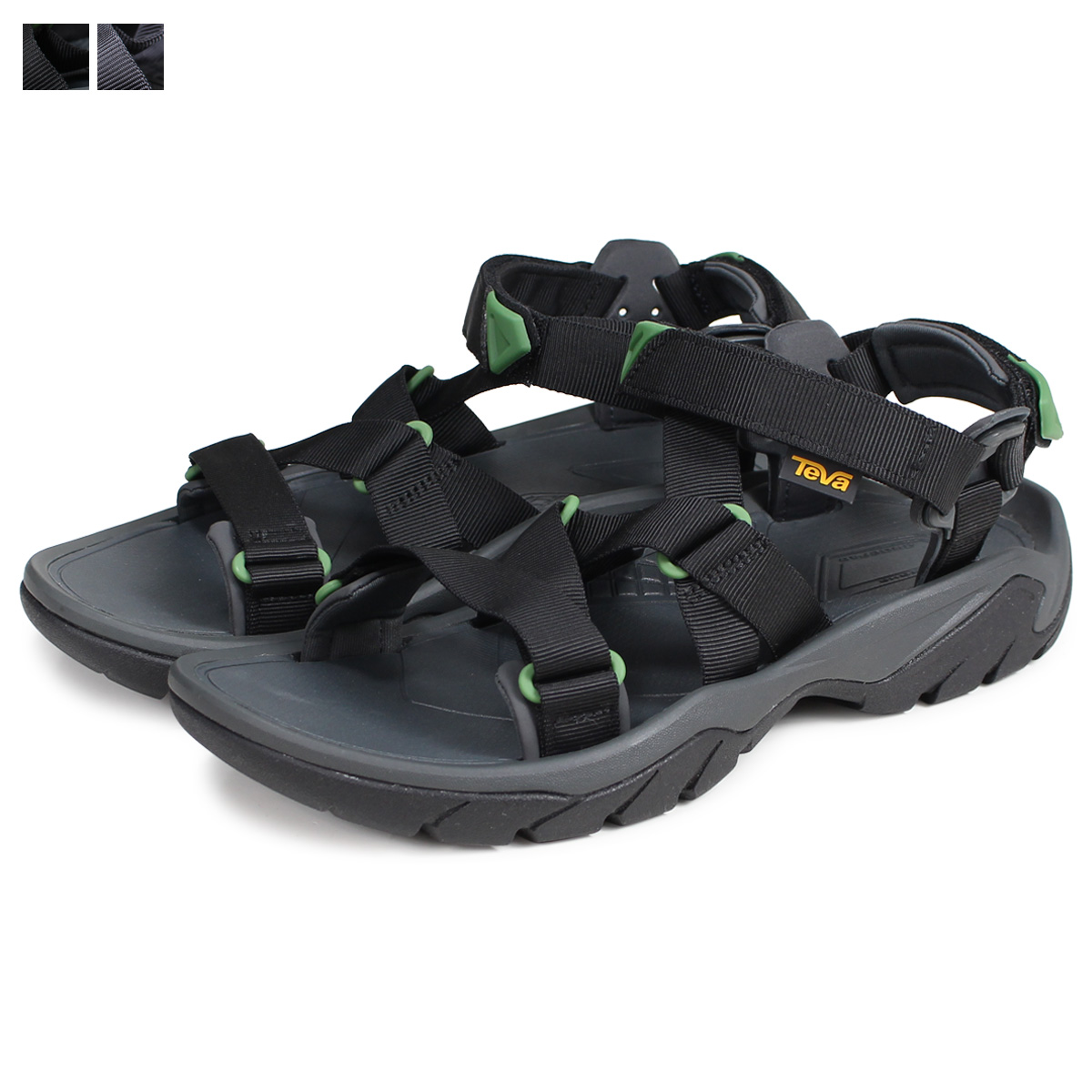6773ef6839fa Teva TERRA FI 5 SPORT Teva sandals terra men black gray black 1099441  load  planned Shinnyu load in reservation product 3 13 containing