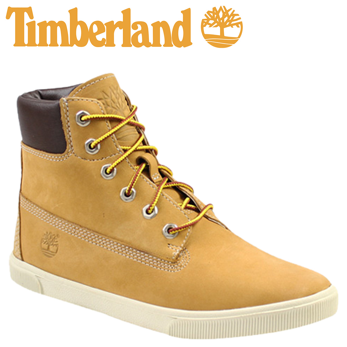 SOLD OUT  Timberland Timberland Womens junior Earthkeepers slim Cup sole  boot JUNIOR EK SLIM CUPSOLE nubuck 6797R wheat 1c7f5e6cd