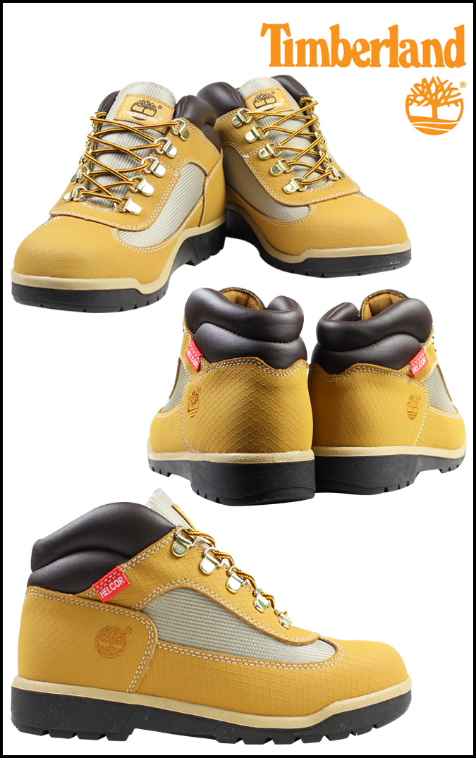 Timberland Timberland boots Lady's JUNIOR HELCOR FIELD BOOT 3392R waterproofing