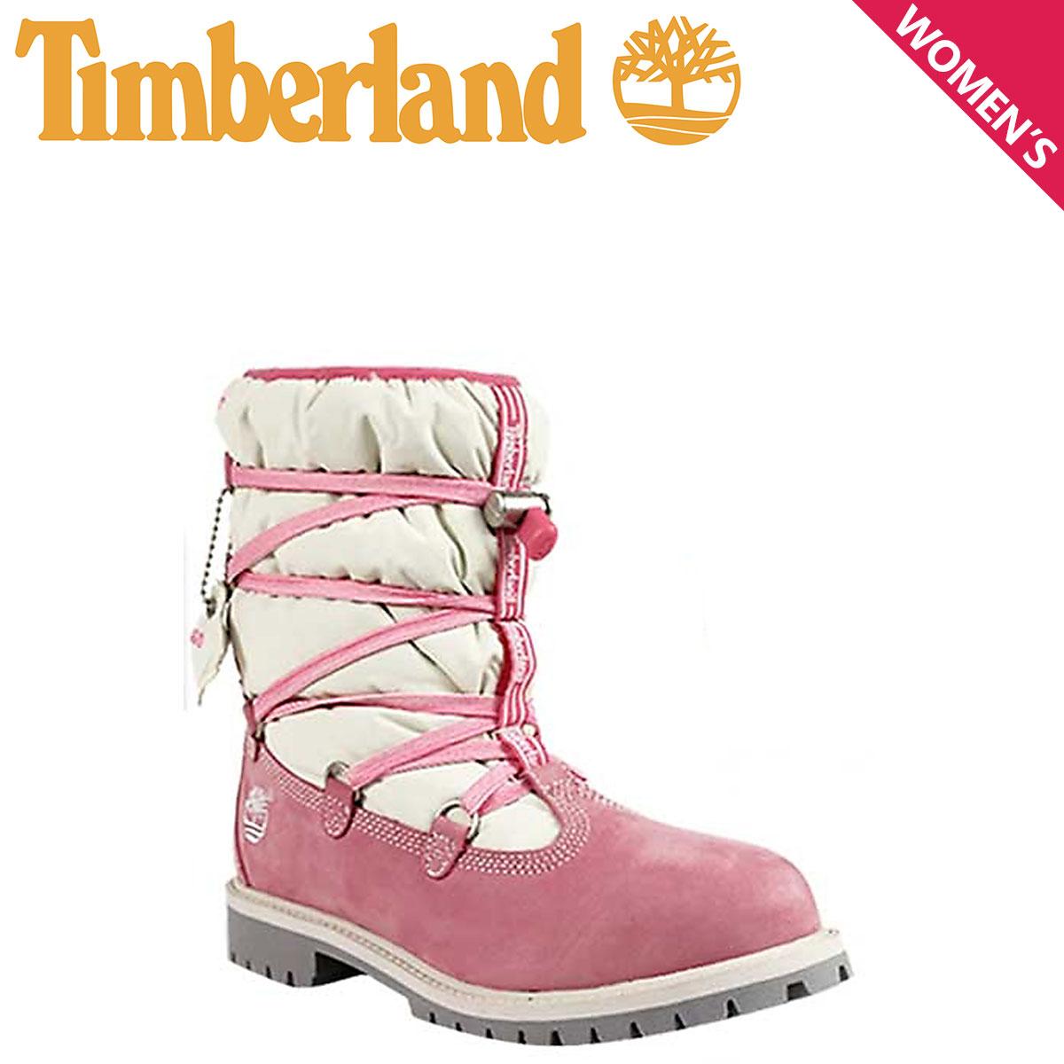 timberland junior rose