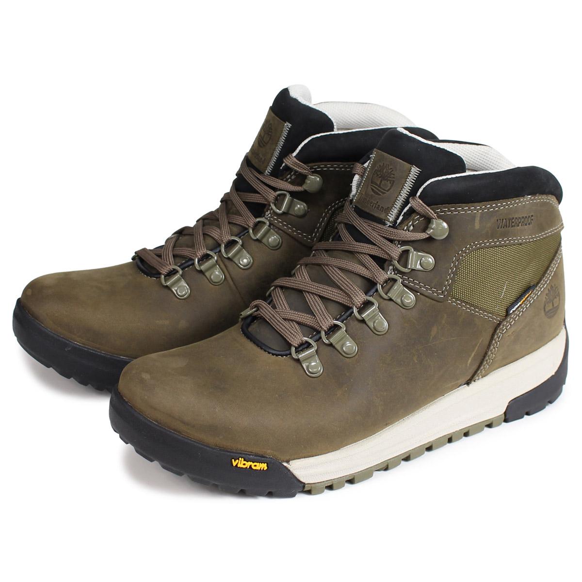 Men's GT Scramble Mid Waterproof Boots   Timberland US Store