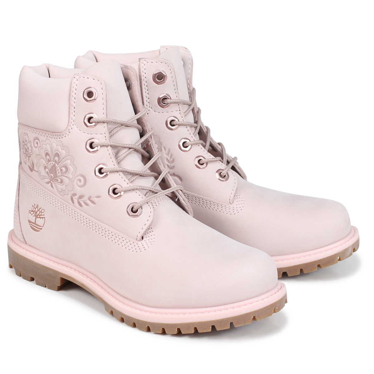 Timberland 6,INCH PREMIUM BOOTS Timberland boots Lady\u0027s 6 inches A1TKO W  Wise pink