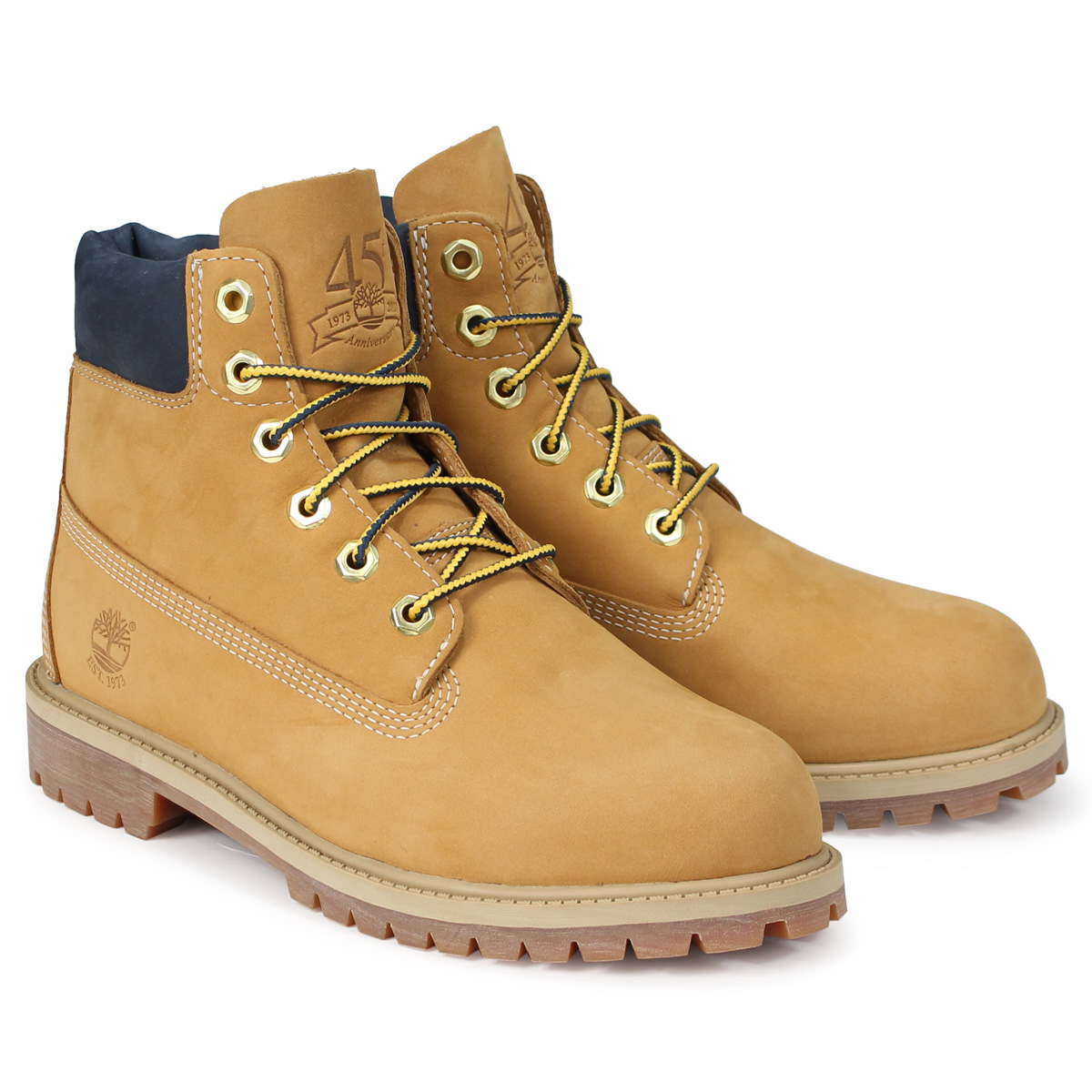 cheap for sale classic style undefeated x Timberland JUNIOR 6-INCH PREMIUM WATERPROOF BOOTS Timberland boots Lady's 6  inches kids A1VE5 W ワイズウィート