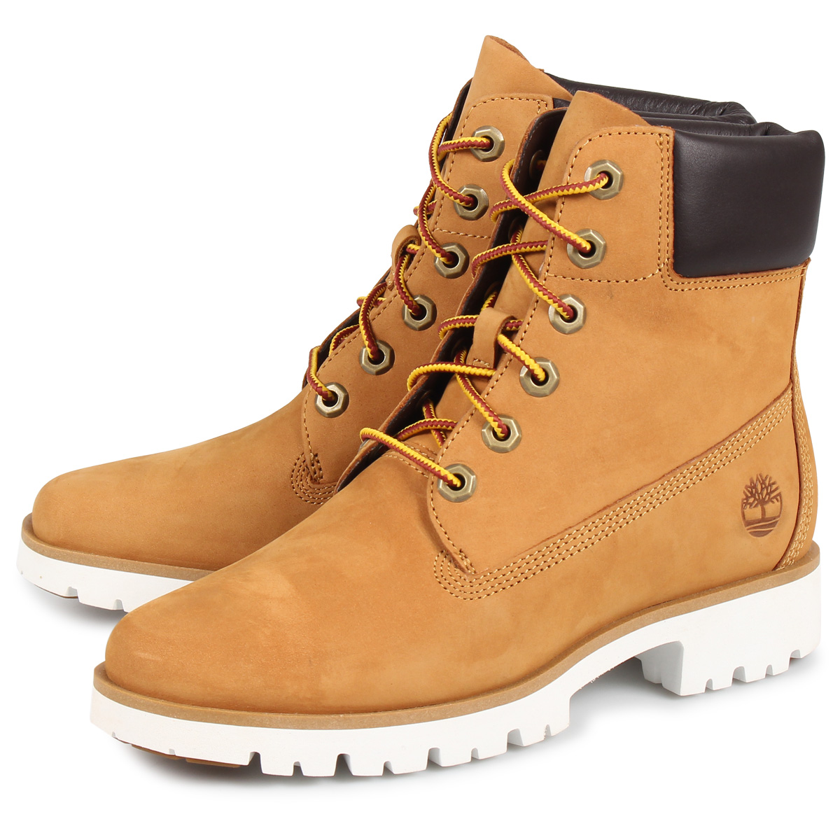 Timberland WOMENS CLASSIC LIGHT 6INCH BOOTS Timberland boots Lady's 6 インチクラシックライトウィート A1VXN