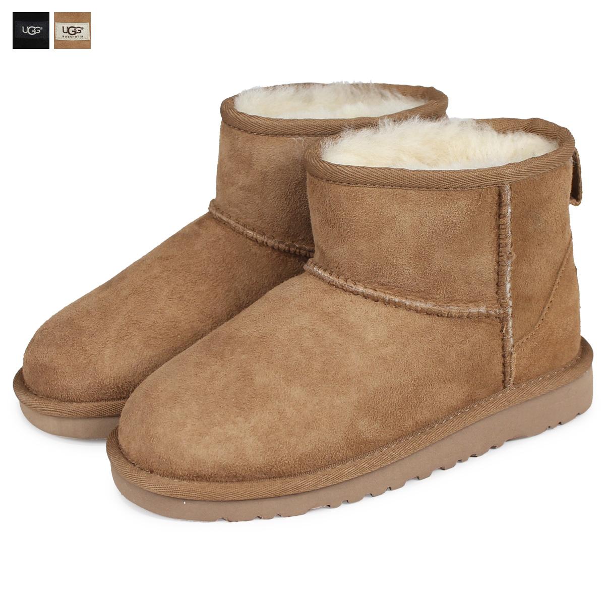 11a9b651697 UGG Ugg Classic mini Sheepskin boots kids KIDS CLASSIC MINI 1003637 K  Sheepskin ladies