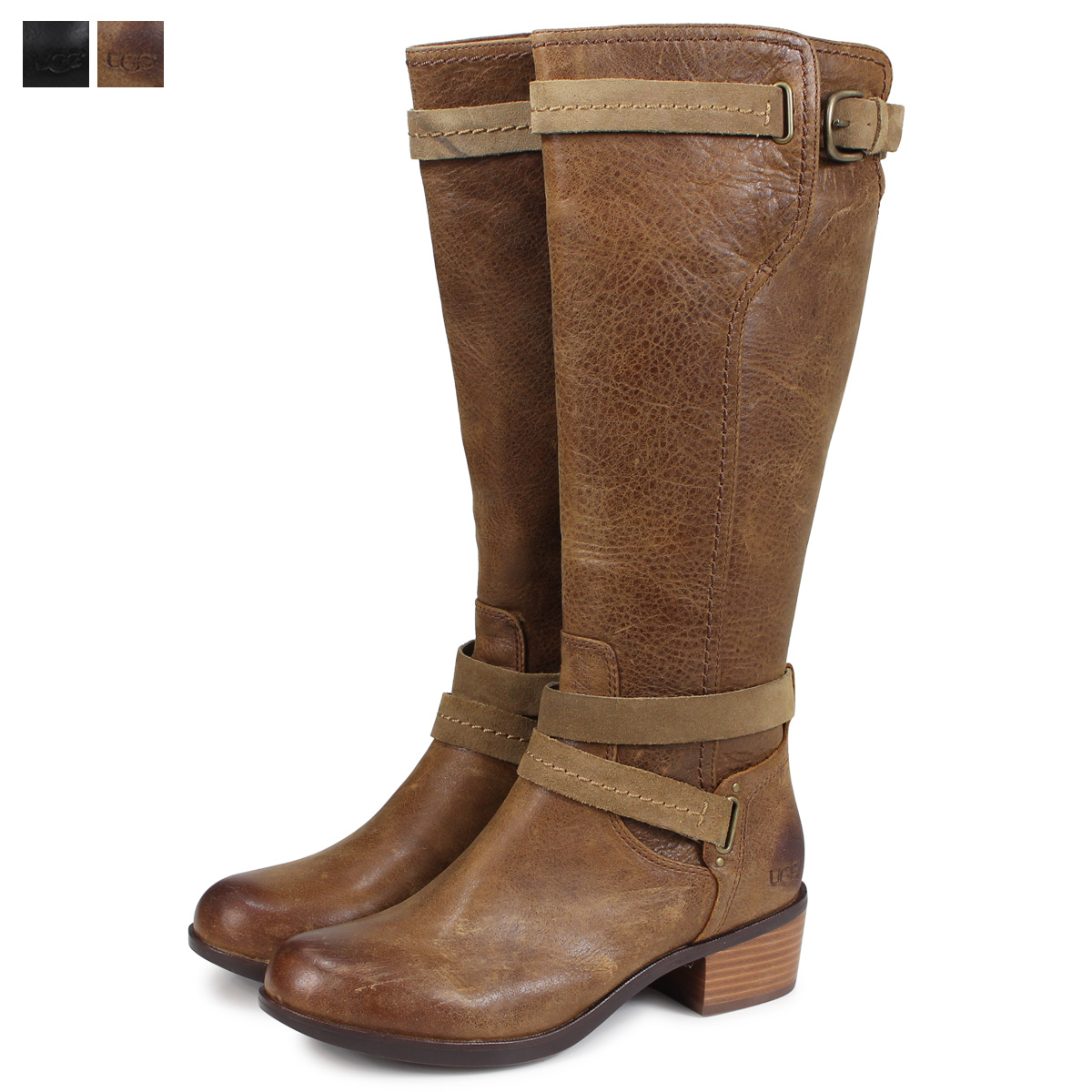 febf95dd3e8 Whats up Sports  Knee high boots WOMENS DARCIE 1004172 Sheepskin ...
